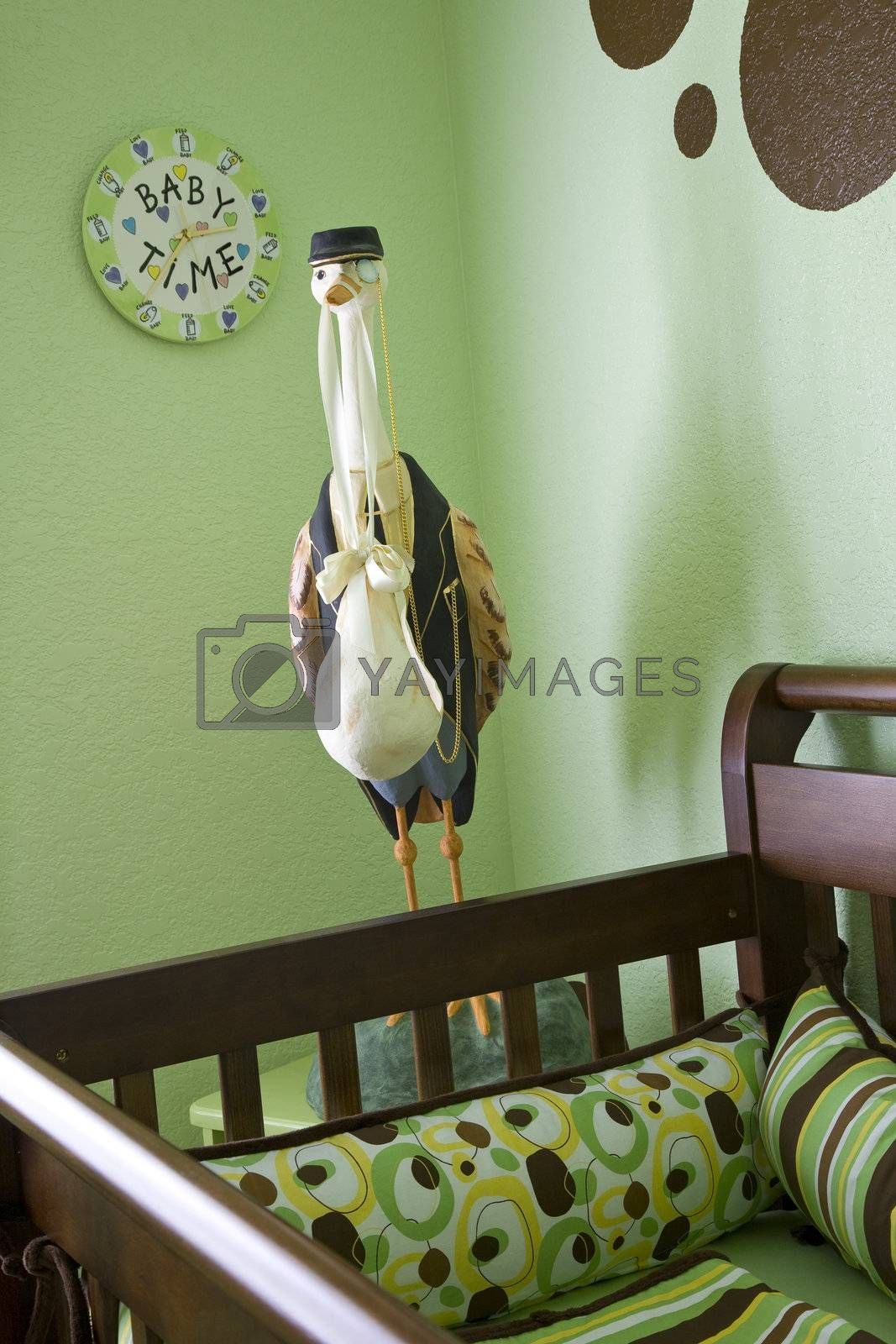 Babies Room by travismanley