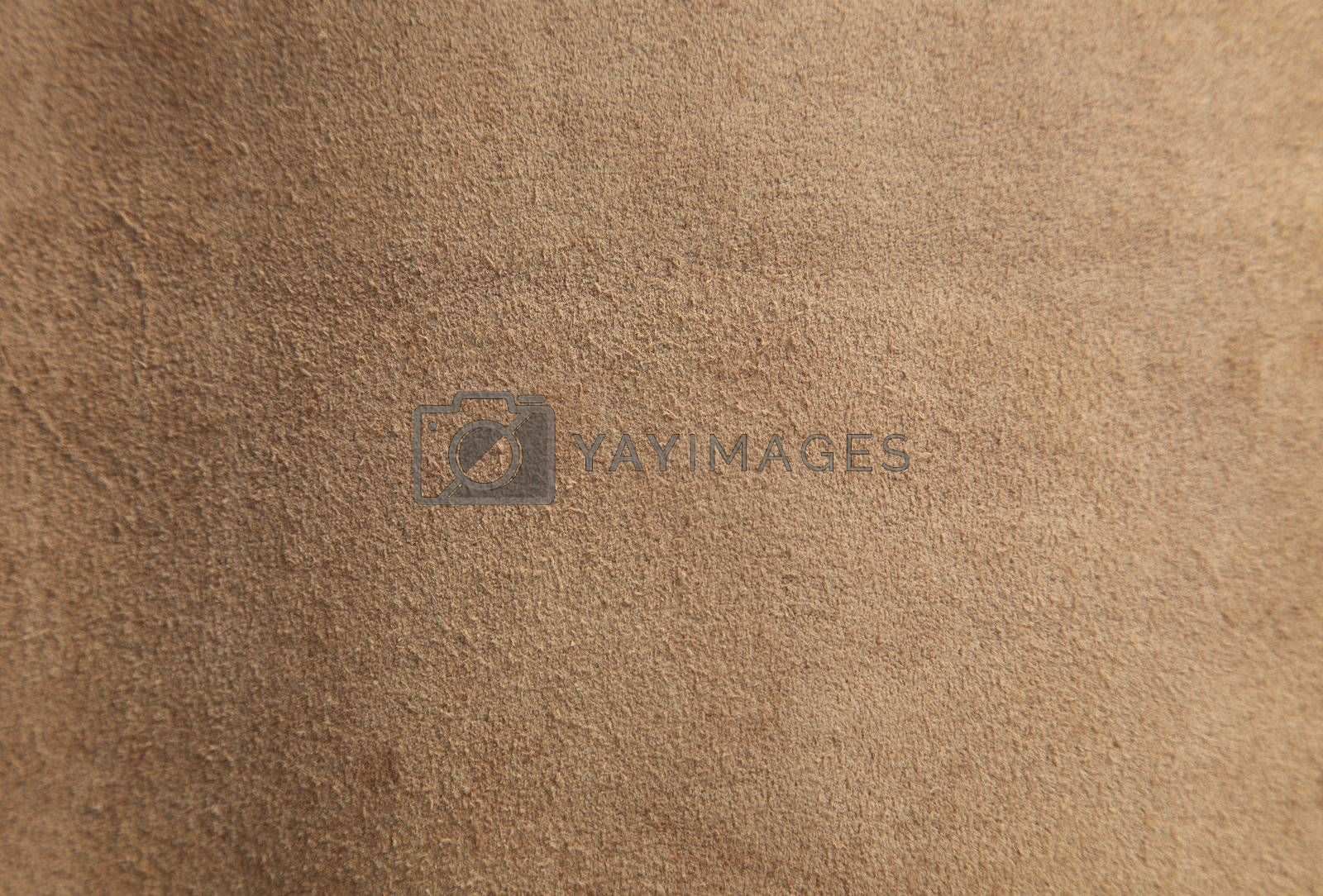 close up shot of the texture of  leather