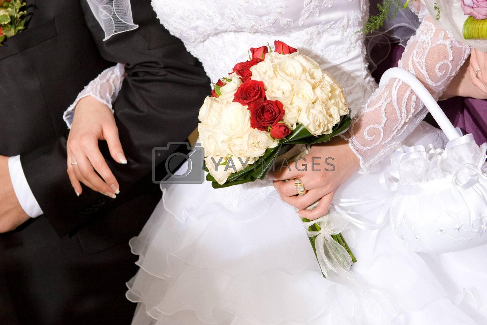 wedding bouquet by vsurkov
