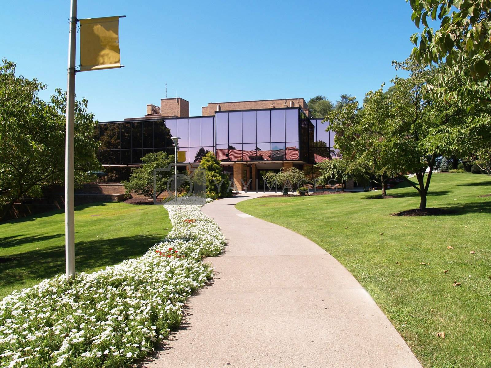 Tompkins College Center at Cedar Crest College in Allentown, Pennsylvania