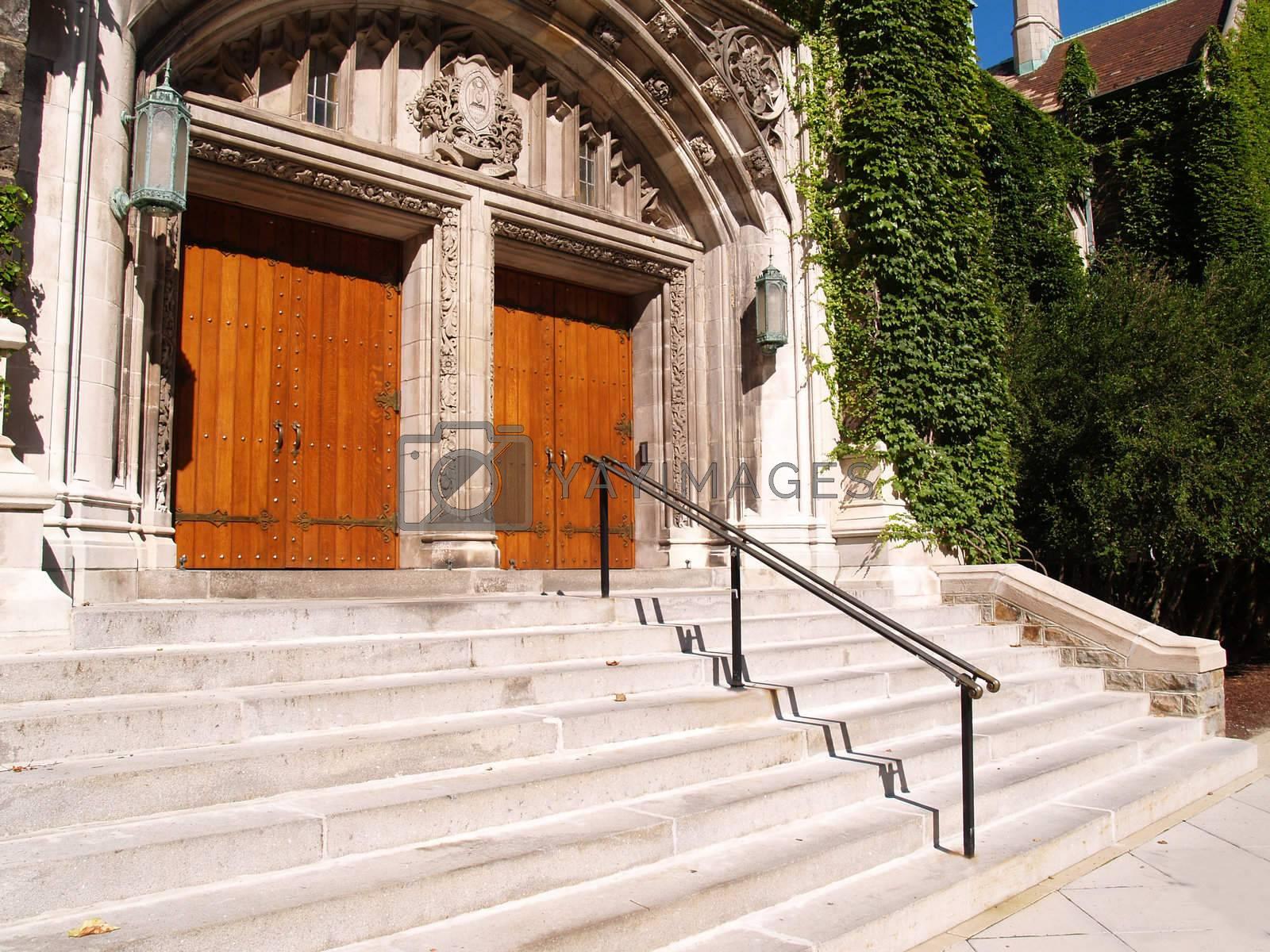 Royalty free image of Alumni Memorial Building, Lehigh University by cfarmer