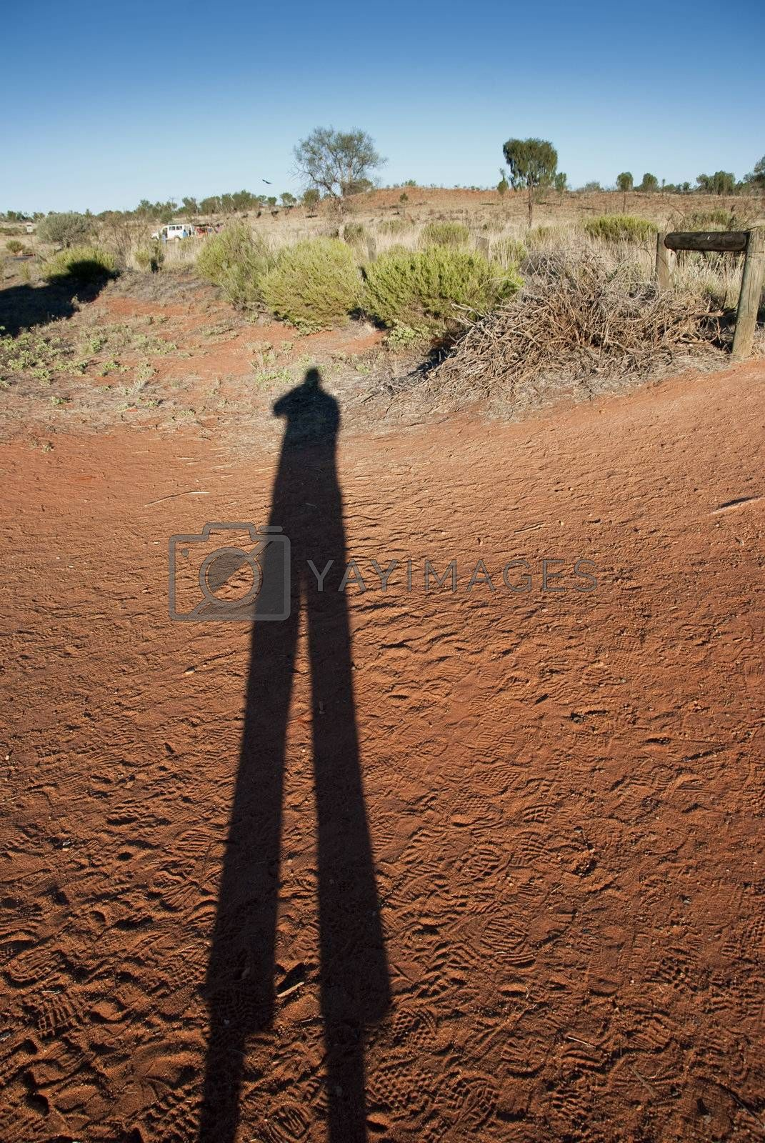 Australian Outback by jovannig