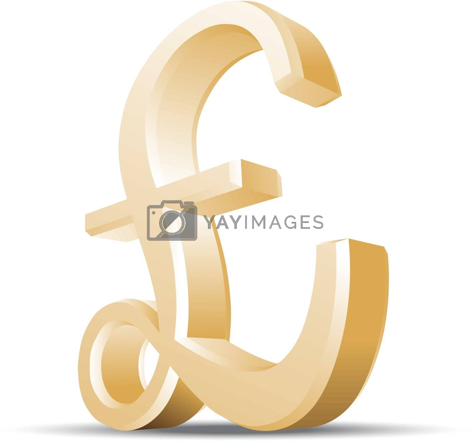 pound vector illustration by jfcalheiros