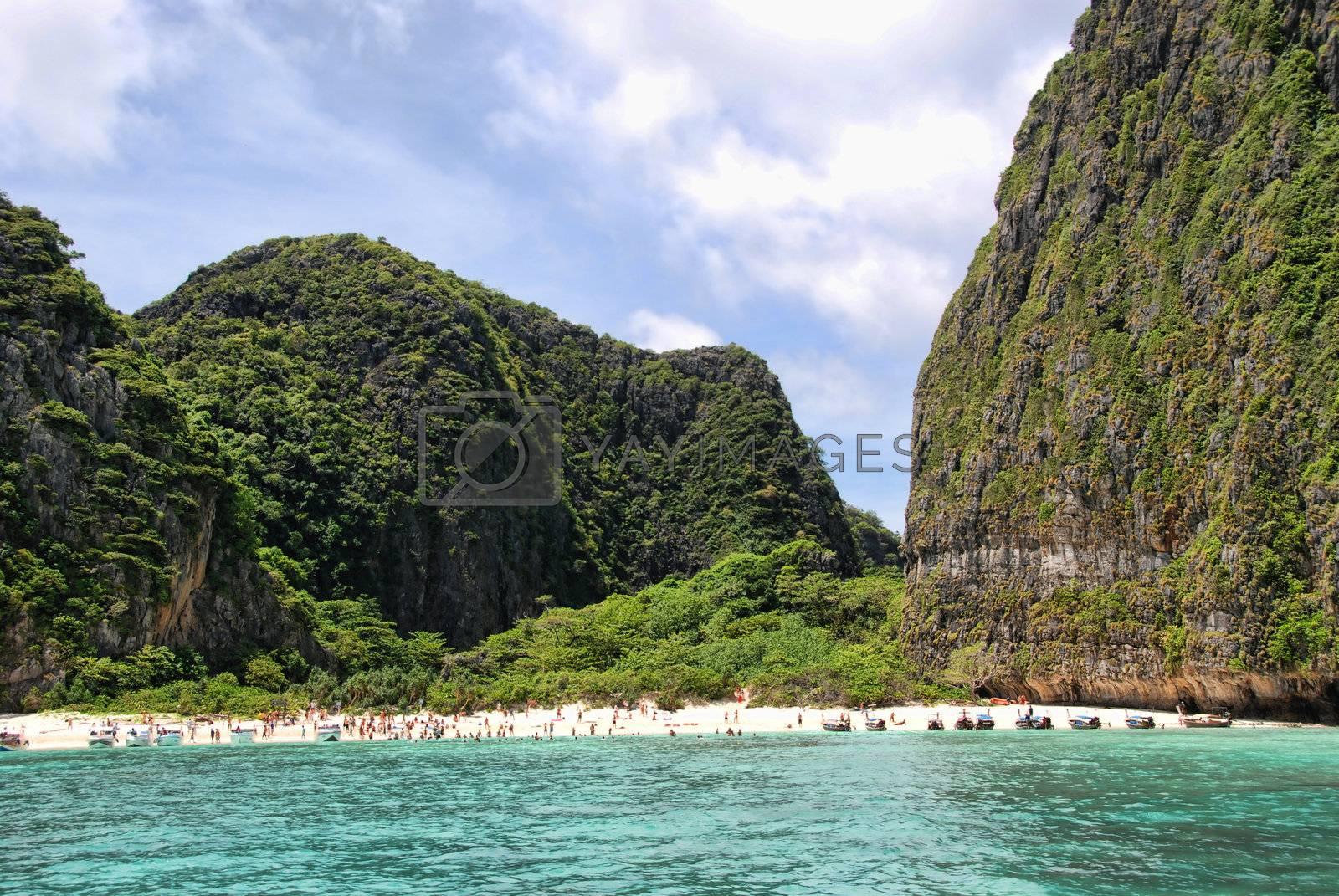 Thailand Island, Summer 2007 by jovannig