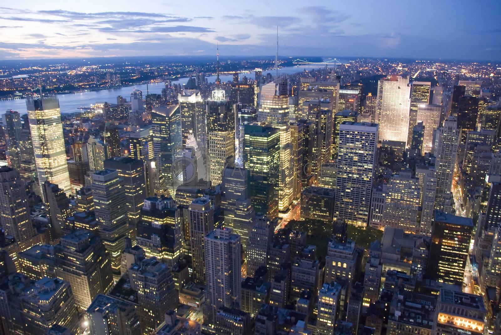 New York City by jovannig