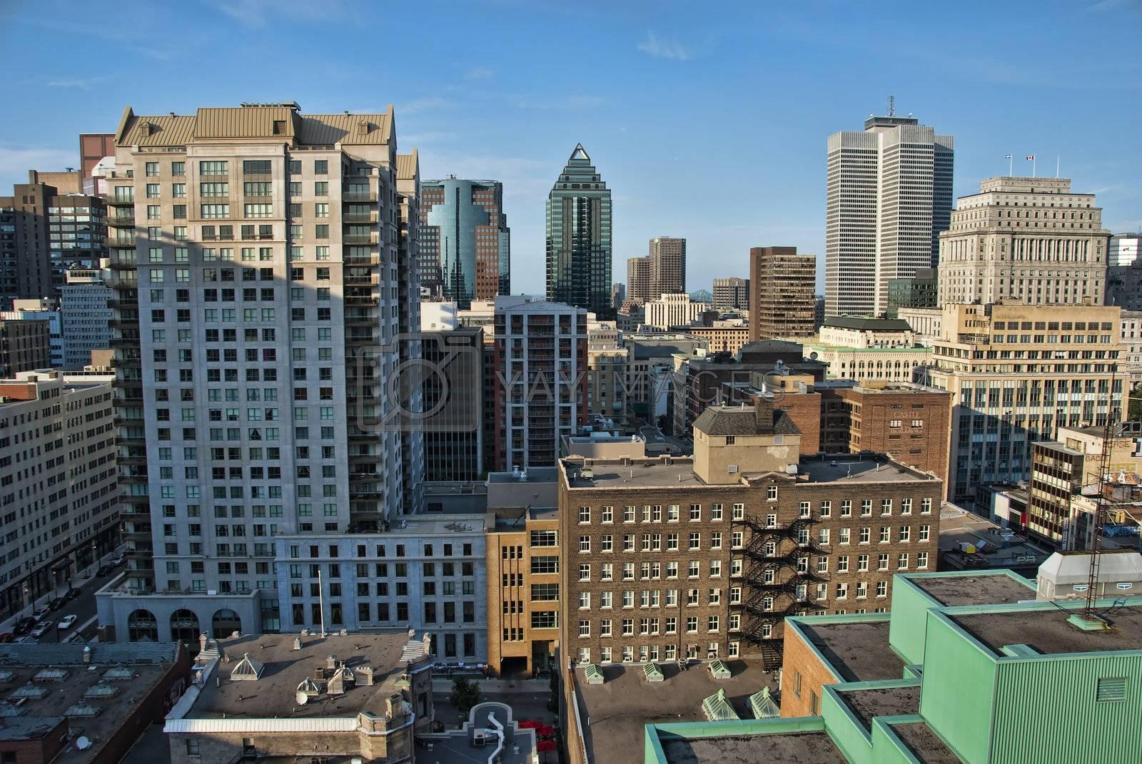 Montreal, Quebec, Canada by jovannig