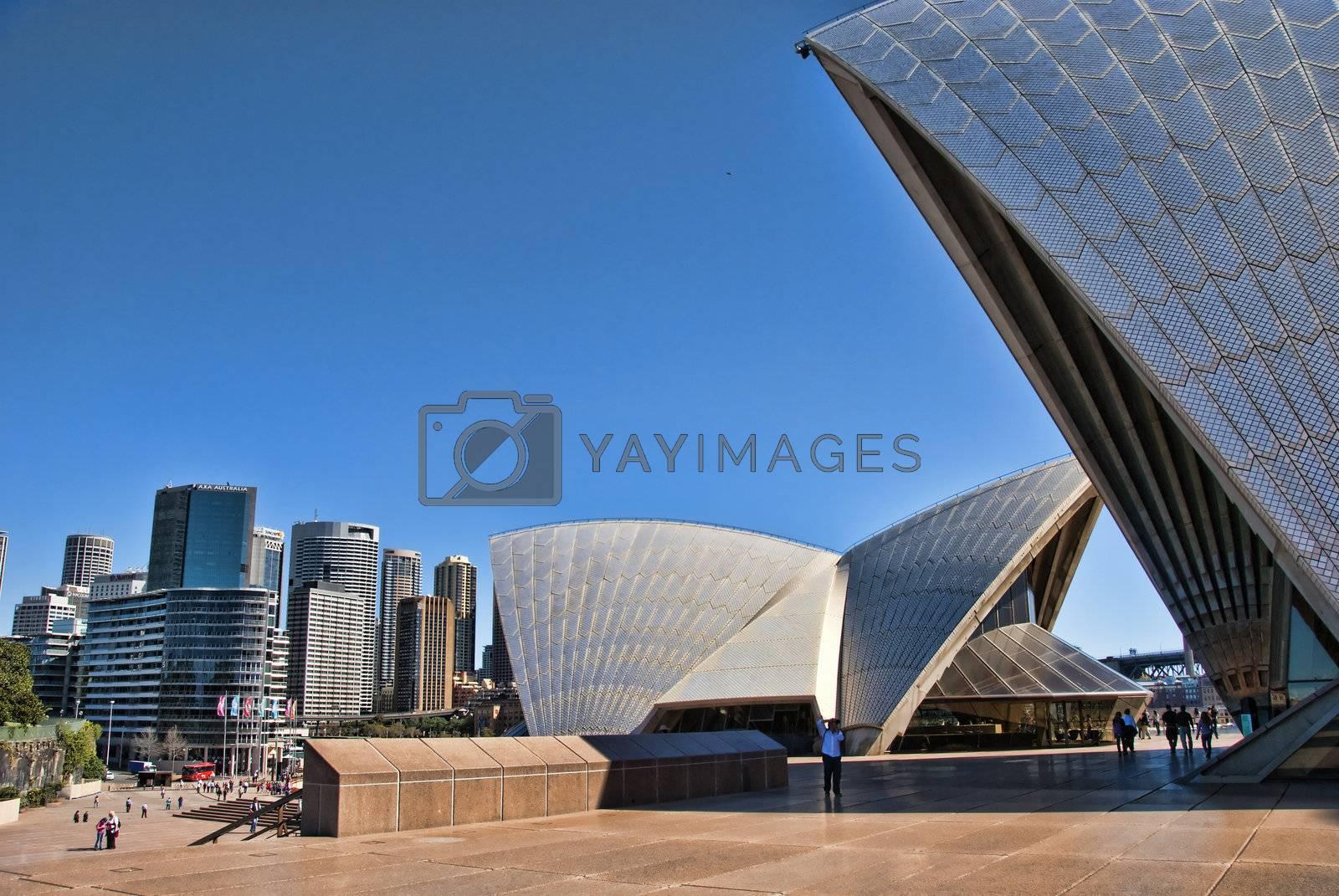 Sydney Harbour, Australia by jovannig