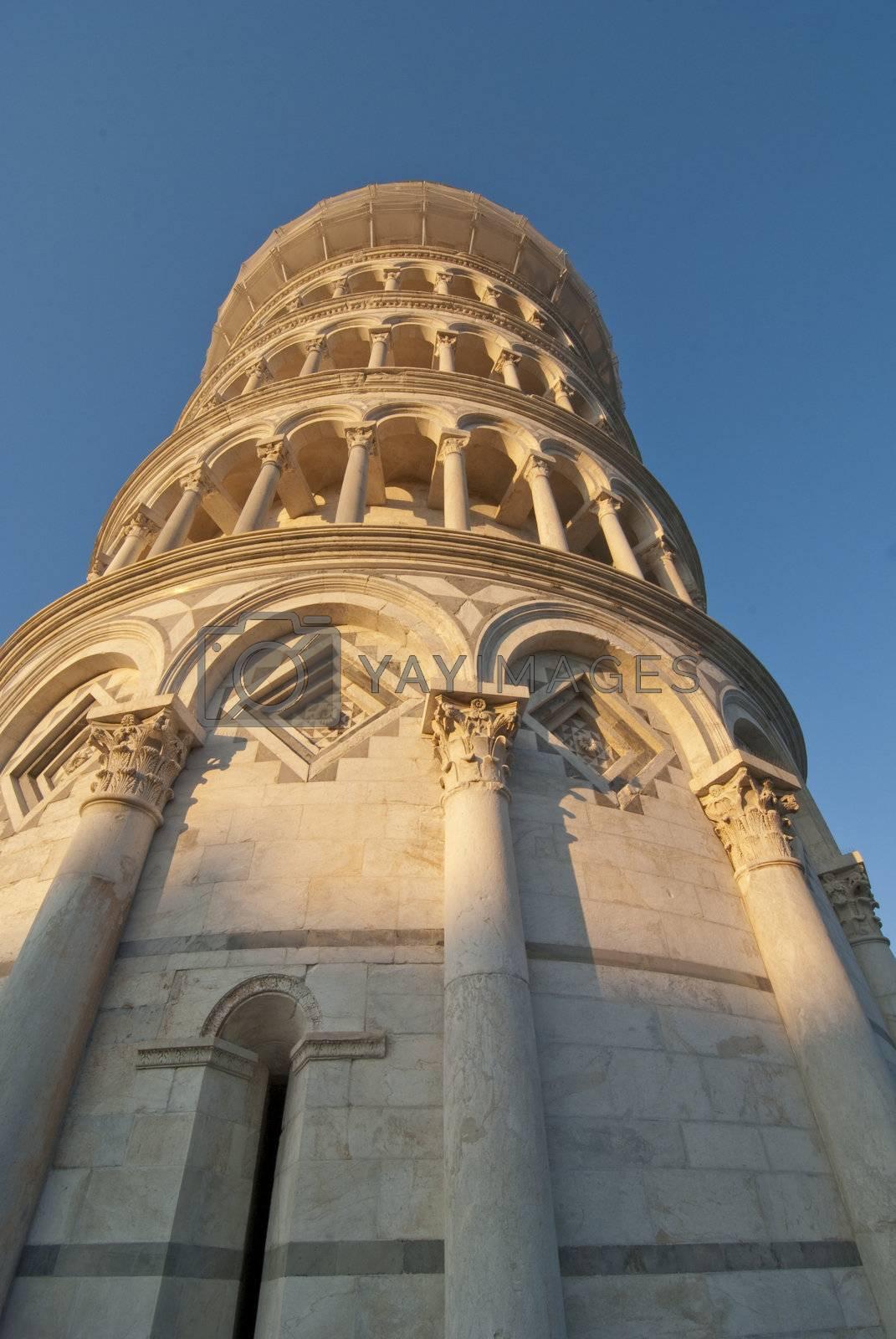 Piazza dei Miracoli, Pisa, Italy by jovannig