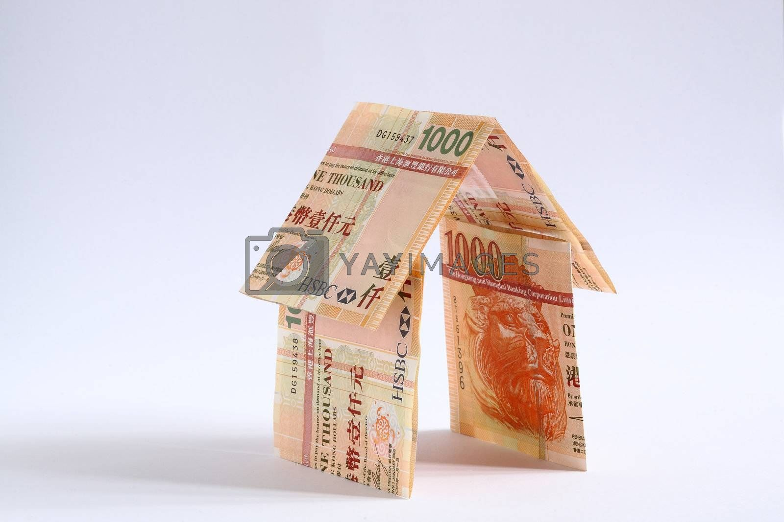 Save money to build home by leungchopan