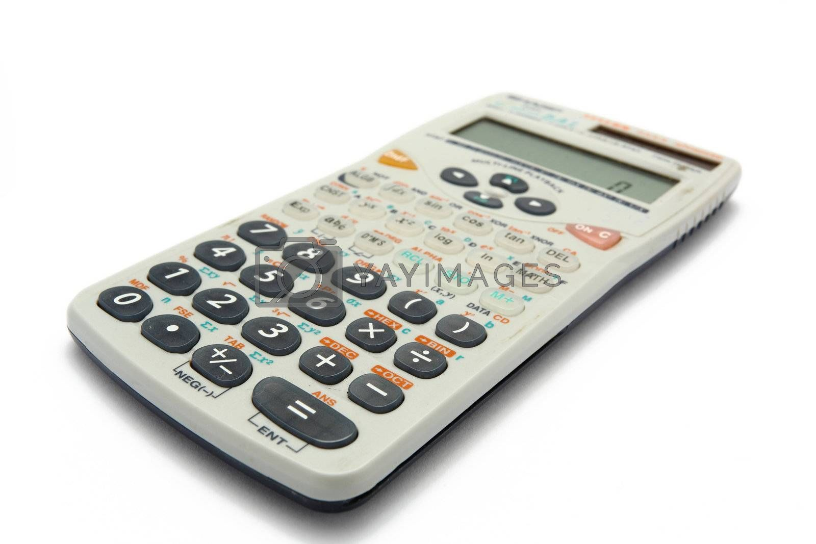 scientific calculator by leungchopan