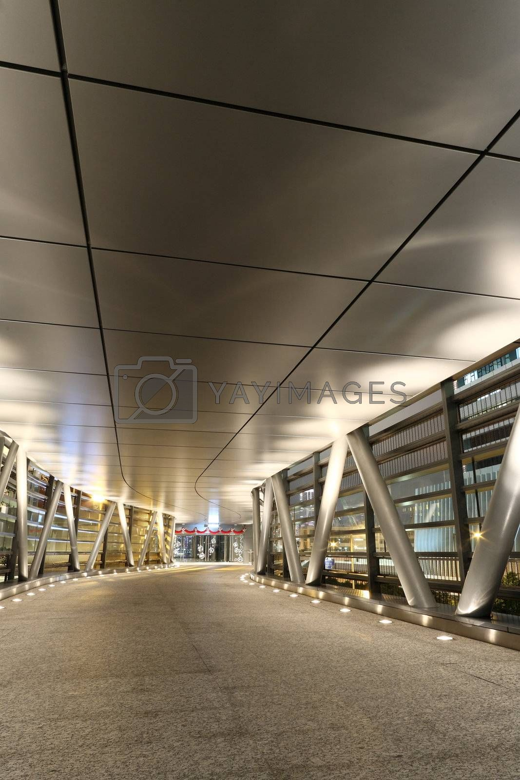 Royalty free image of modern flyover by leungchopan