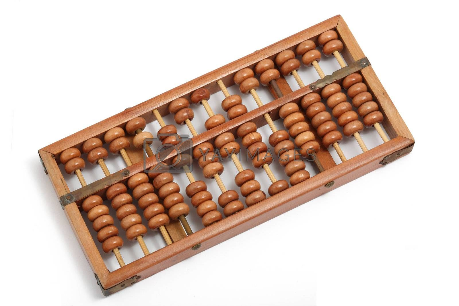 Royalty free image of Abacus by leungchopan