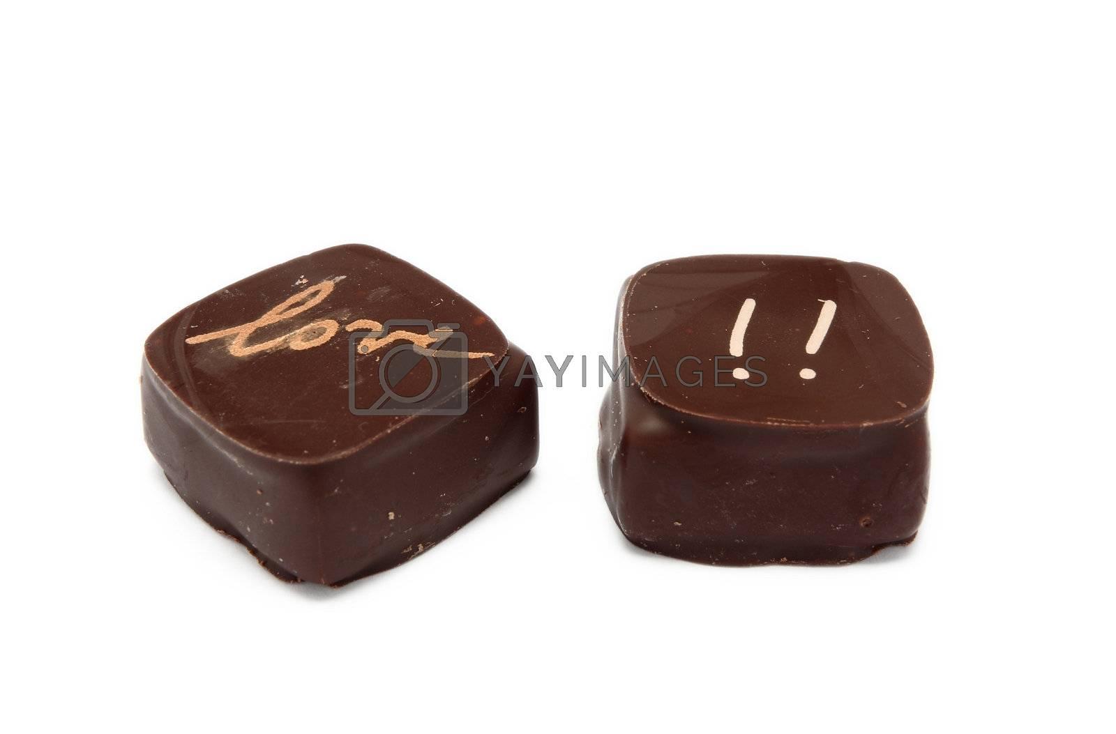 Chocolate by leungchopan
