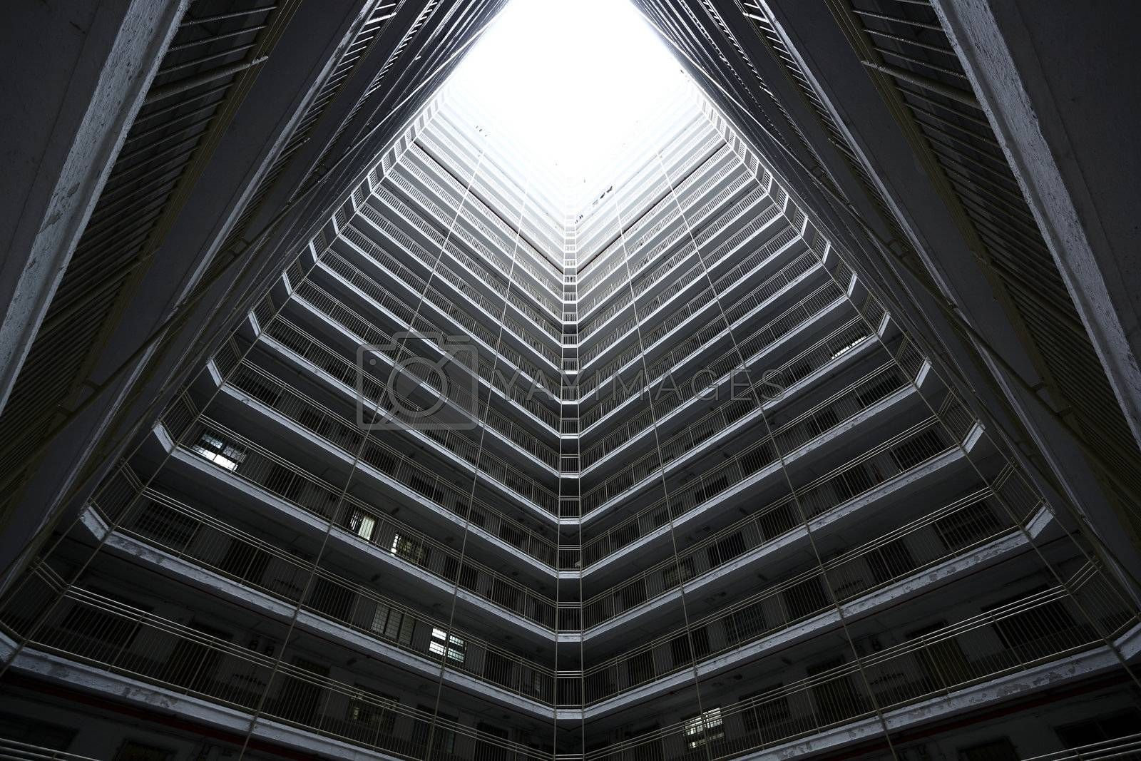public housing apartment by leungchopan