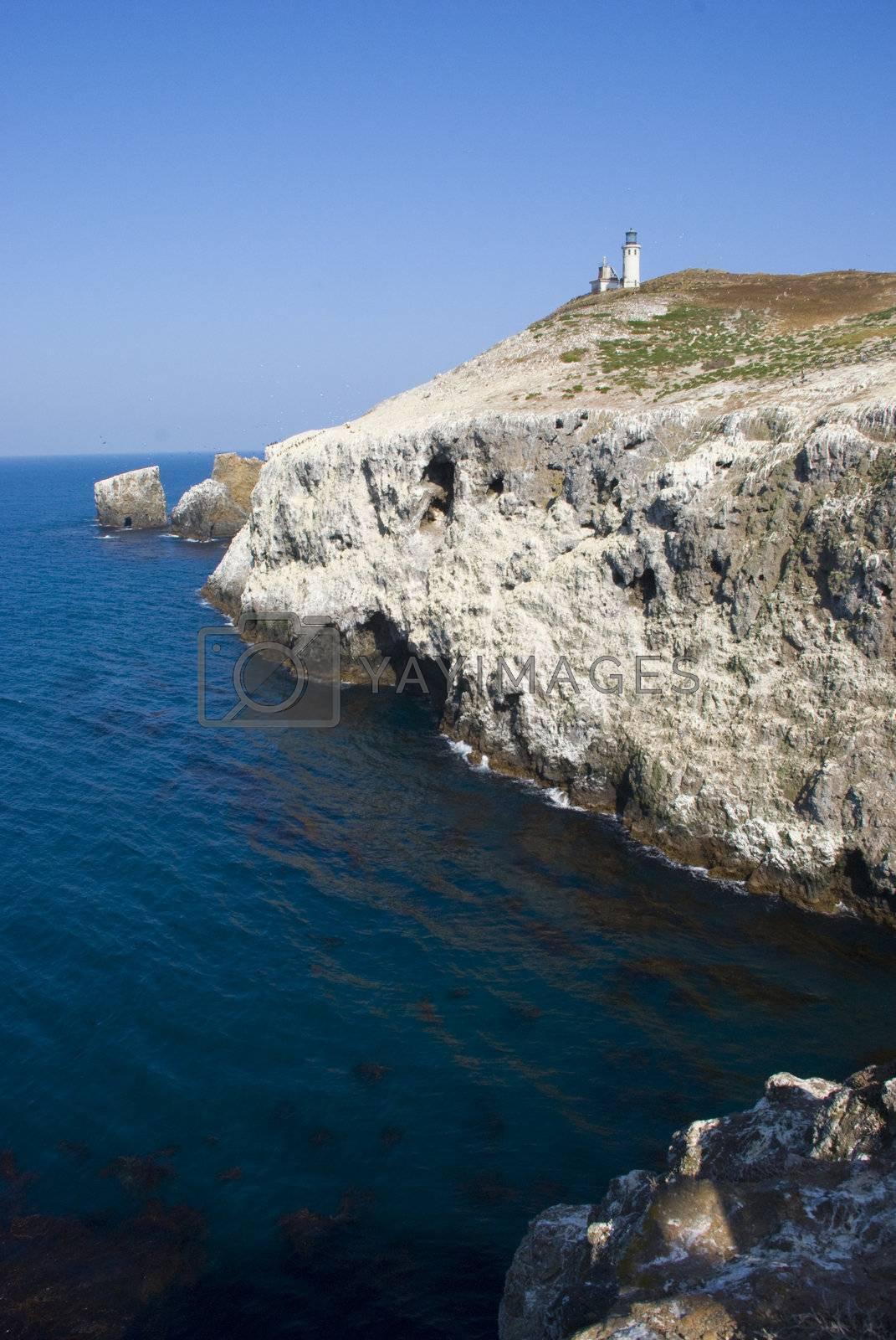 Lighthouse by omairkha