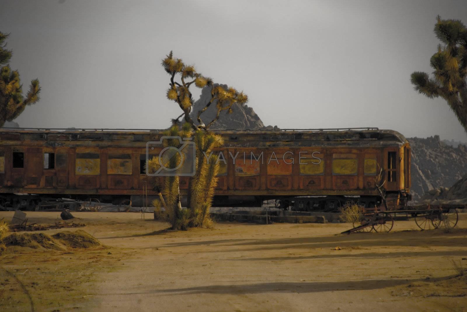 Train by omairkha