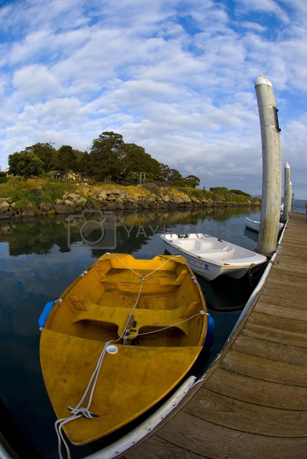 Boat by omairkha