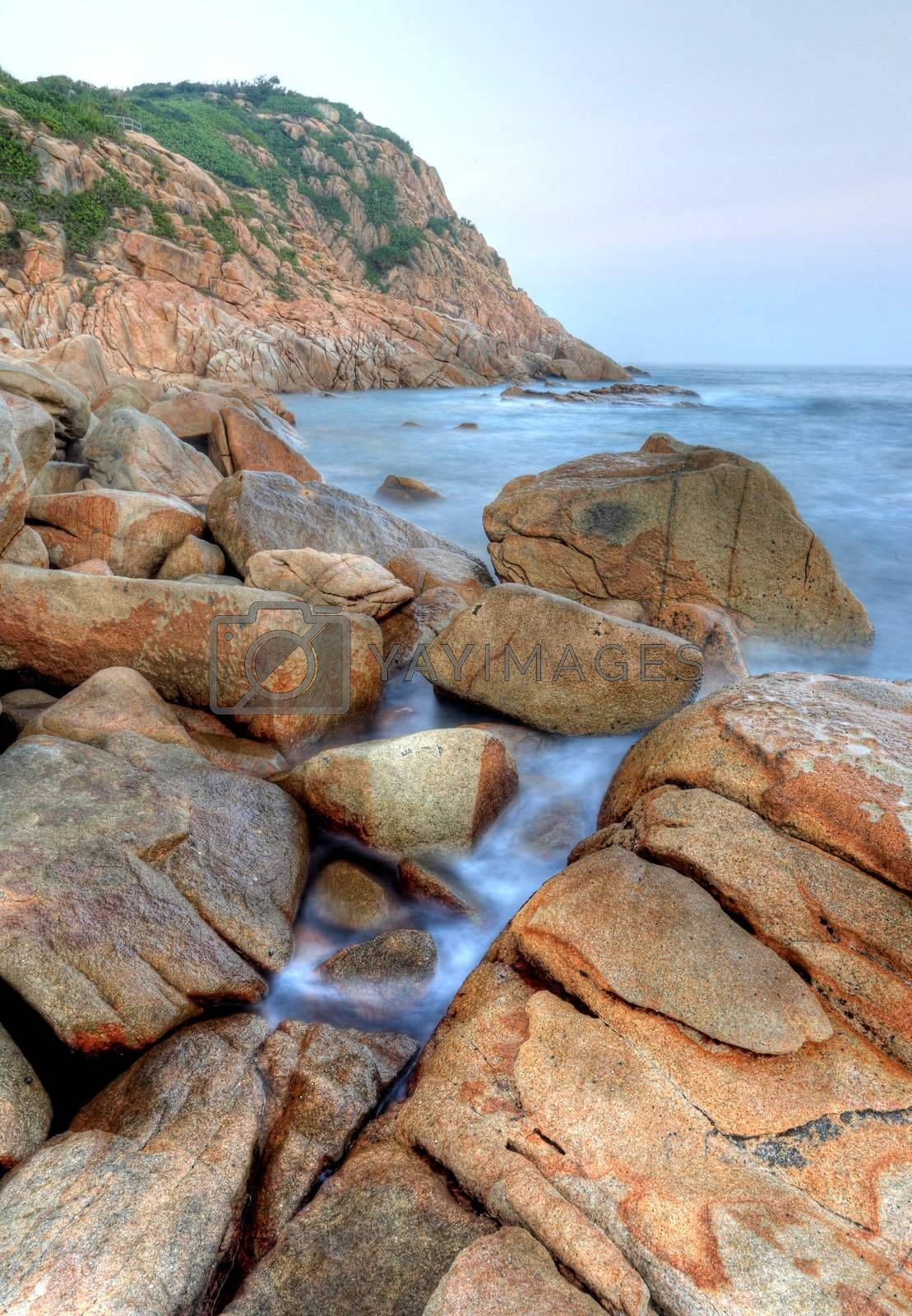 shek o coast by leungchopan