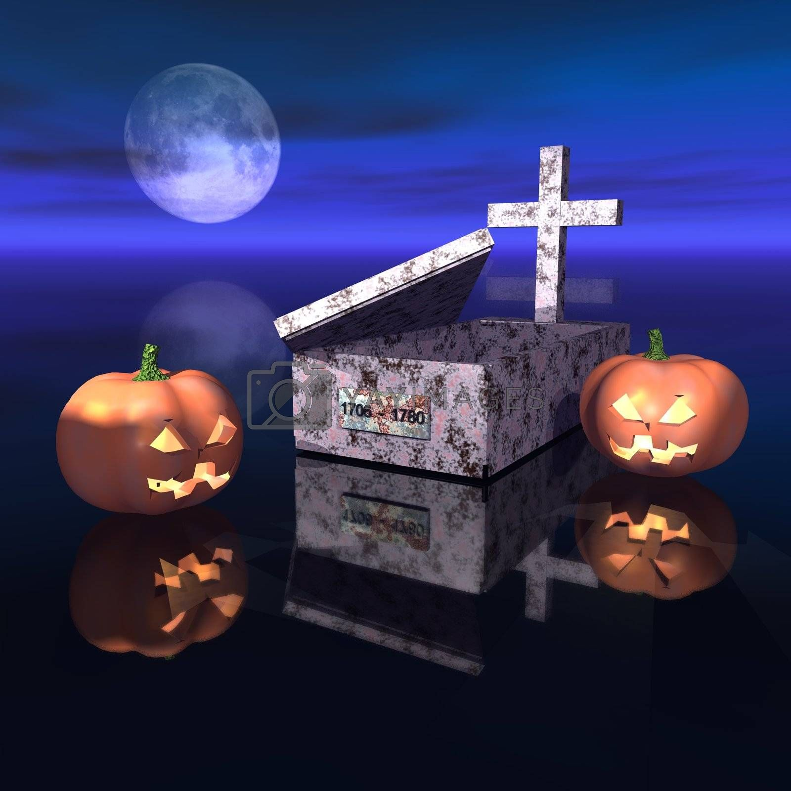 halloween by jbouzou