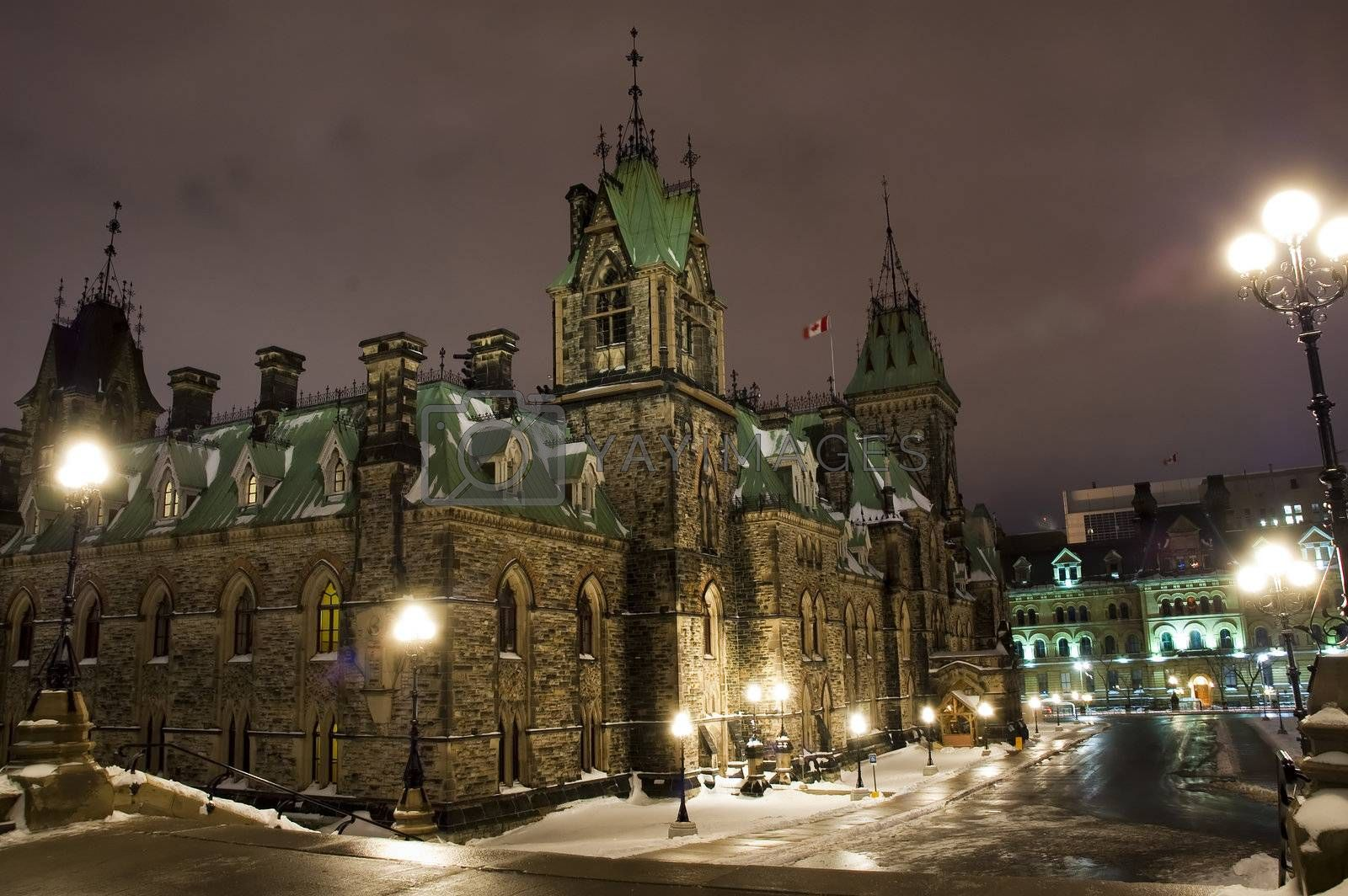 Royalty free image of Parlement by vladikpod
