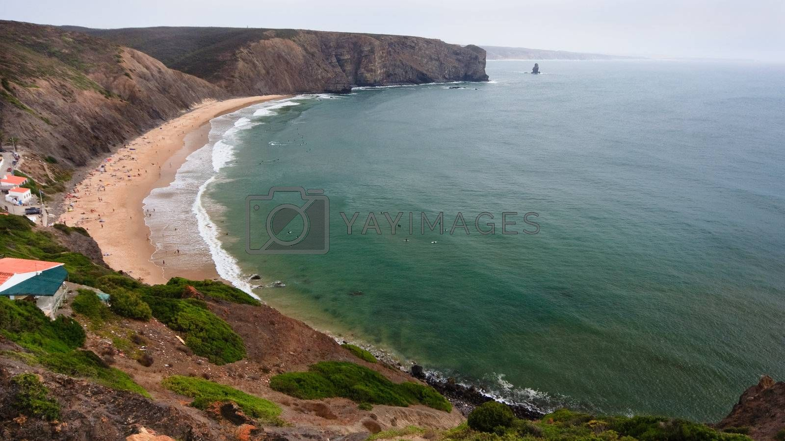 Royalty free image of Algarve, part of Portugal, travel target, verry nice by anobis