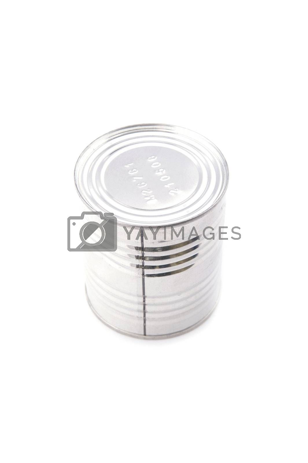 Royalty free image of canned goods macro by Garry518