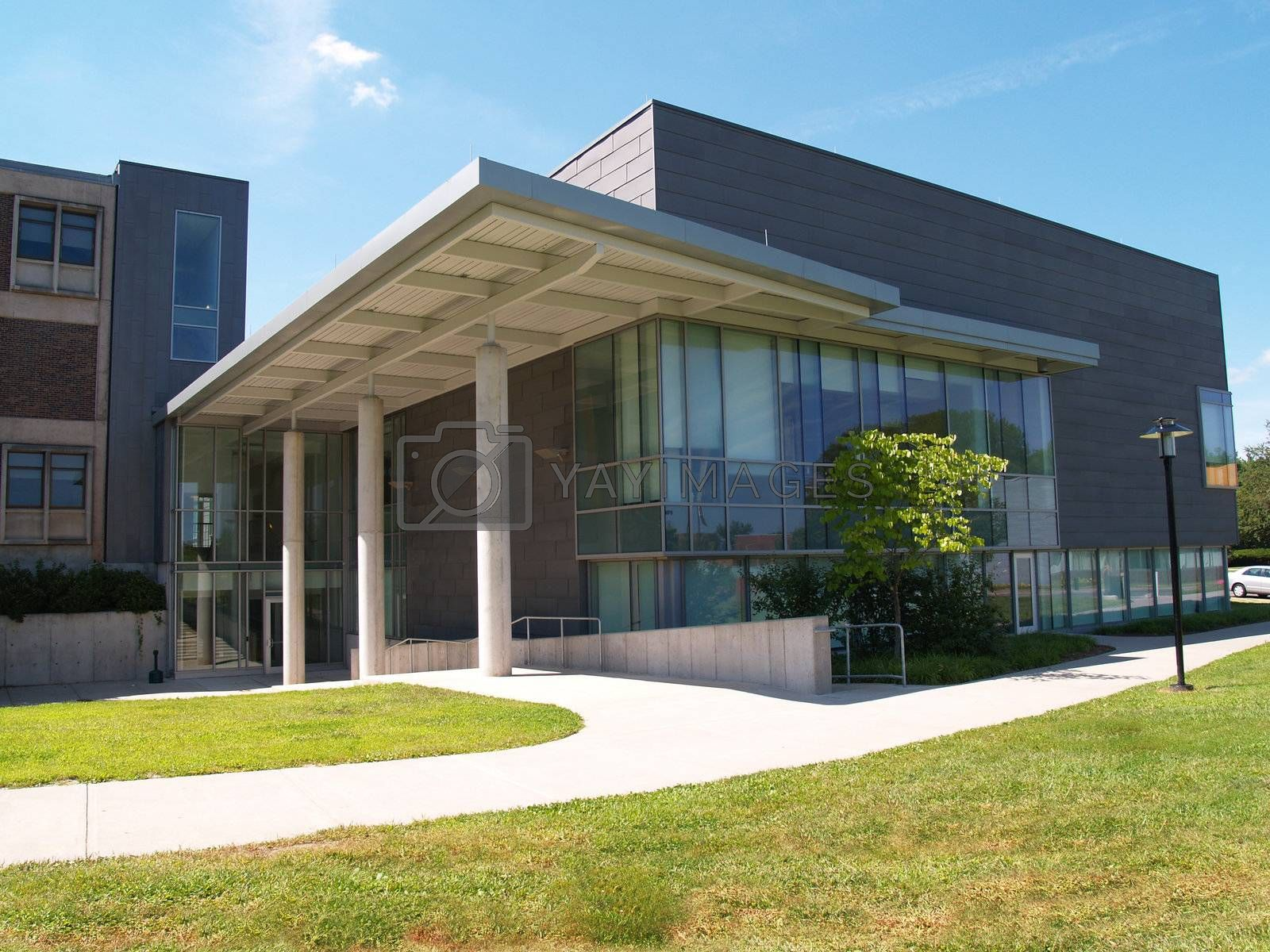 ISET Complex on the campus of the University of Hartford in West Hartford, Connecticut