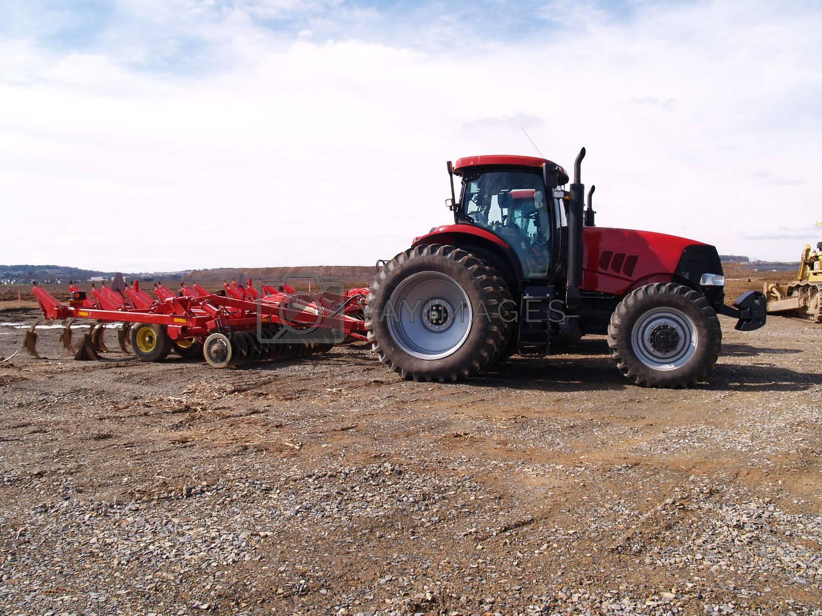 heavy duty farm equipment