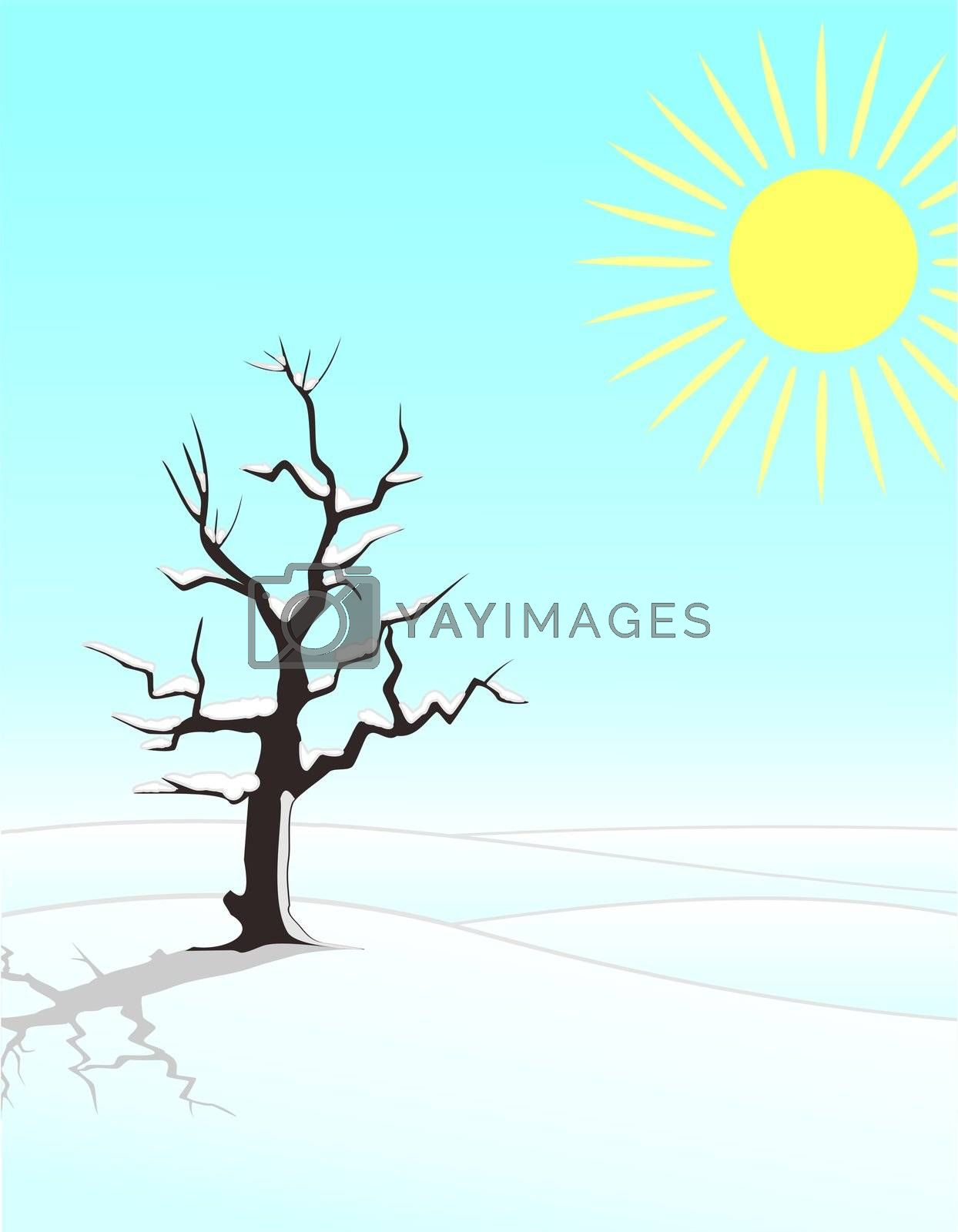 Four Seasons: Winter by brigg