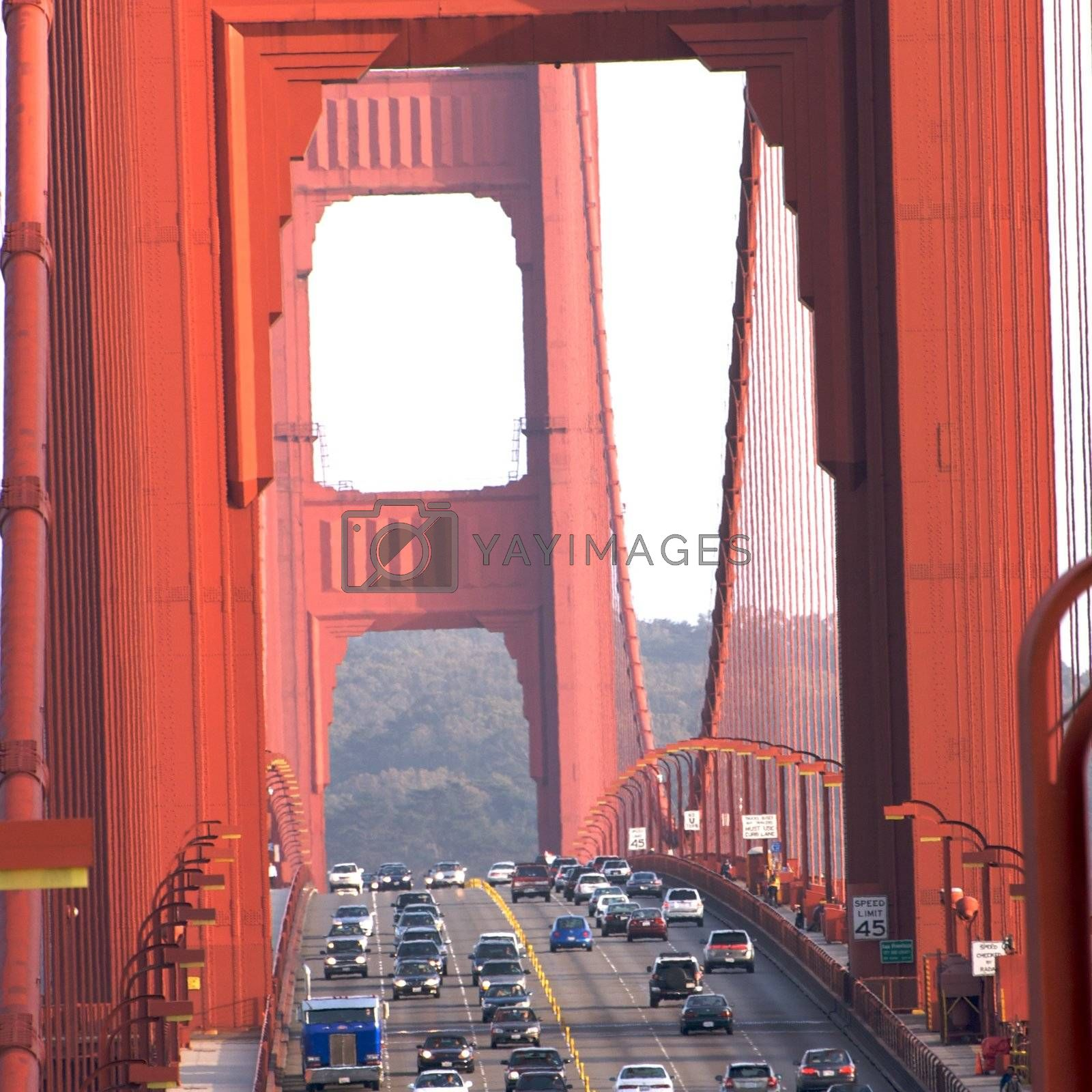 California, San Francisco, Golden Gate Bridge