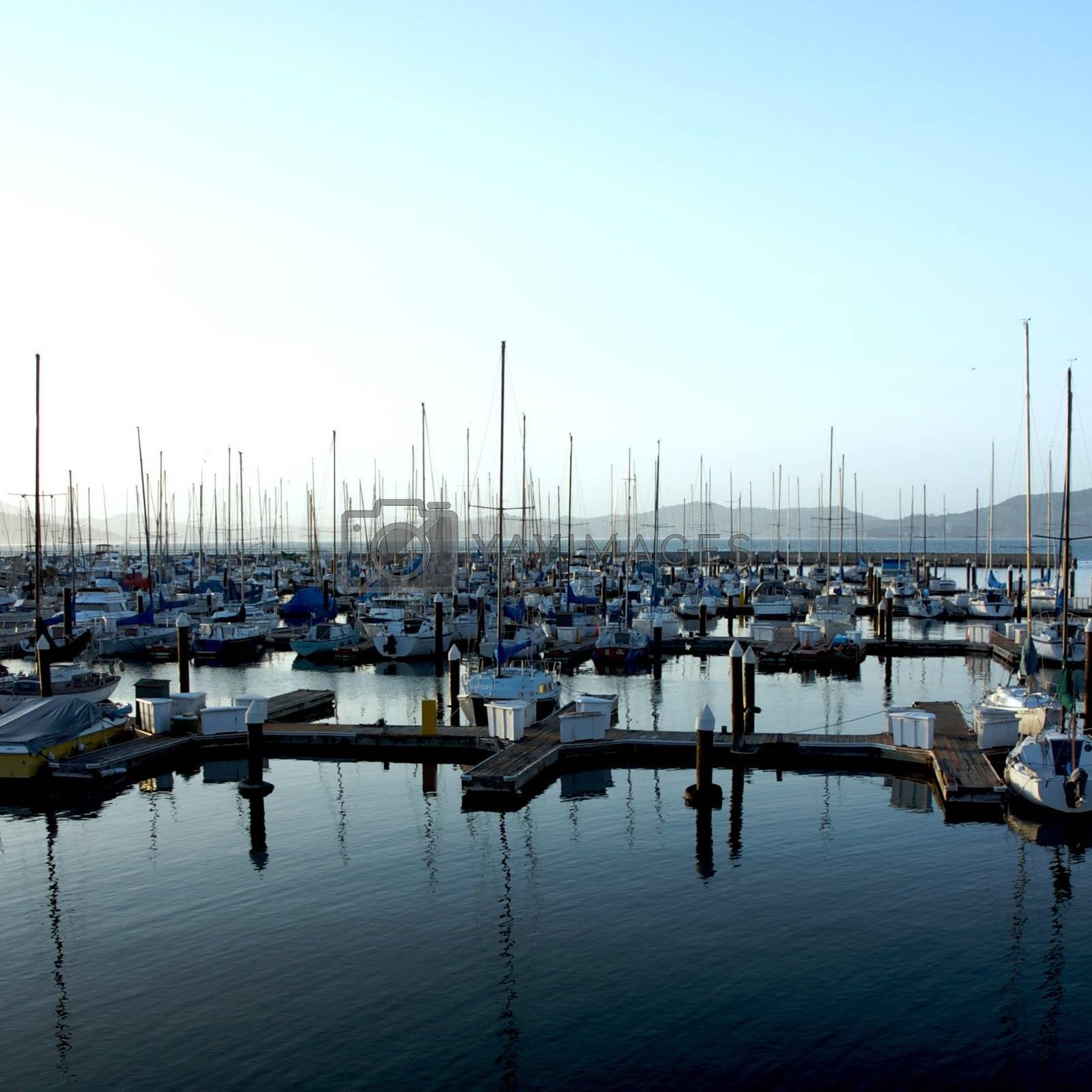 San Francisco Bay, California USA