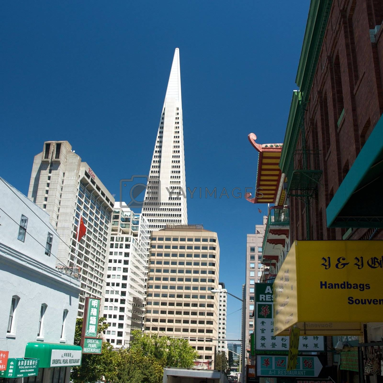 USA, California, San Francisco, Chinatown