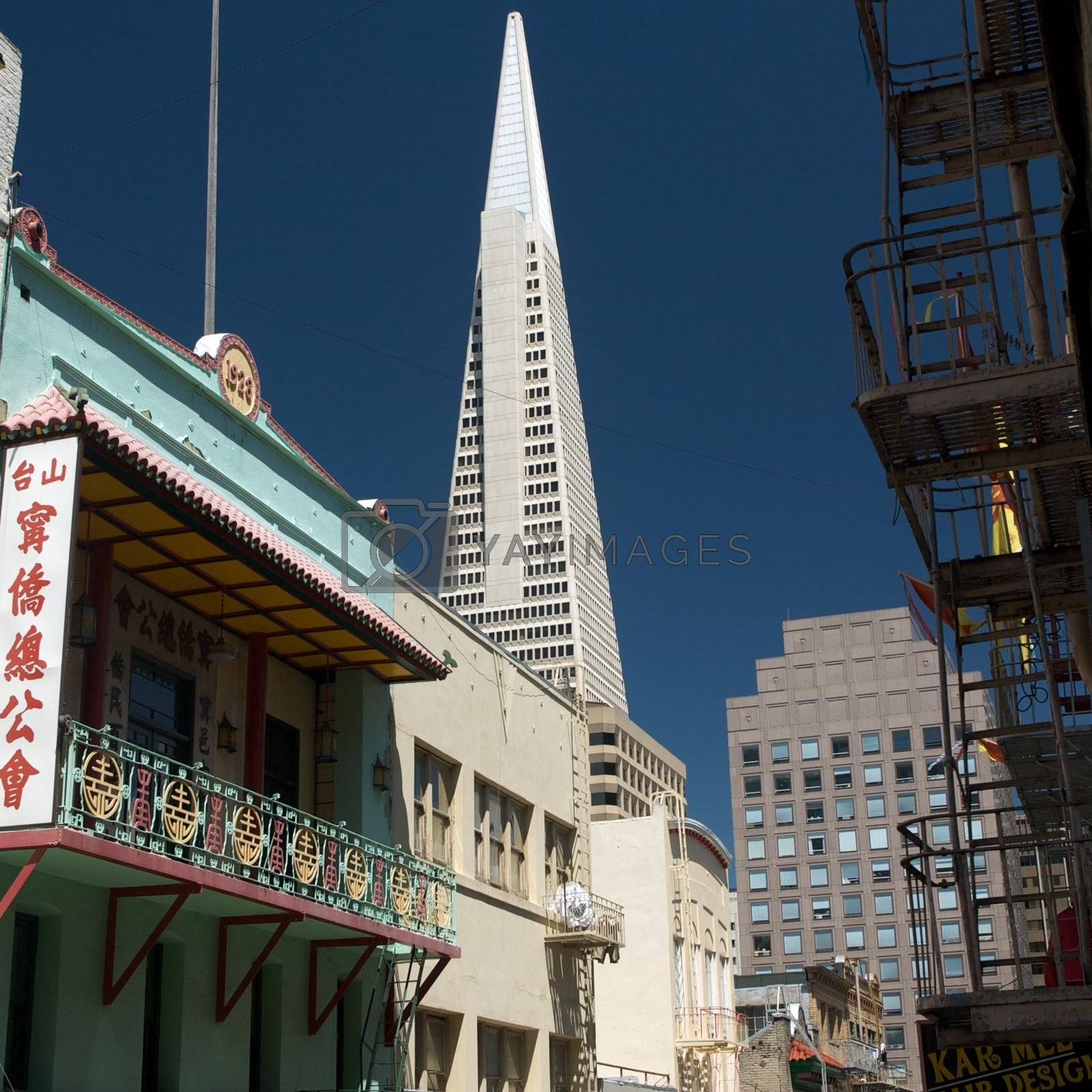 USA, California, San Francisco, Chinatown by jedphoto