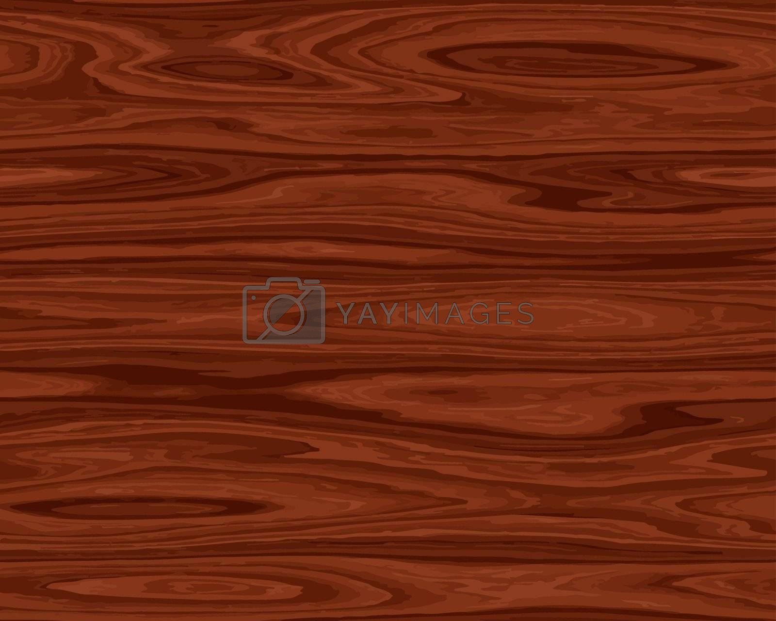 a large background texture of grainy and knotted red wood