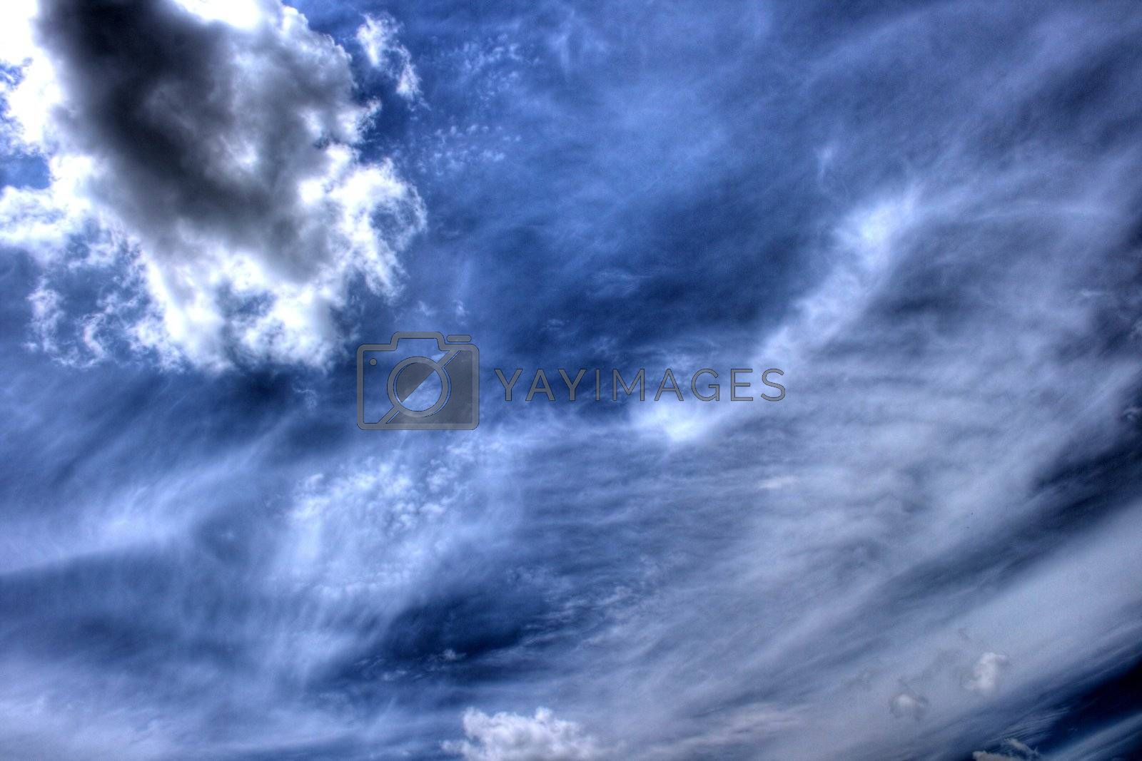 Clouds by sagasan