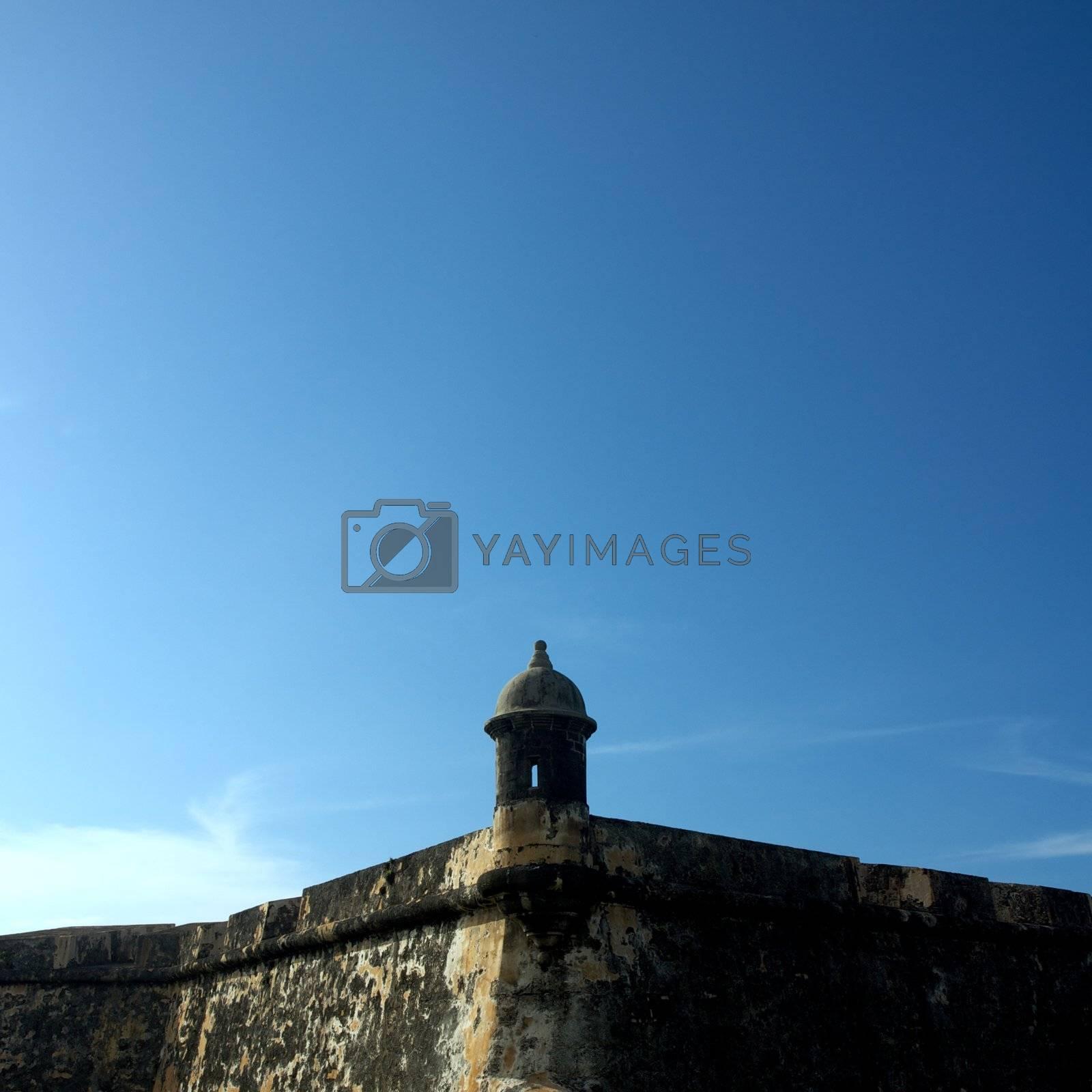 El Morro fortress, Old San Juan