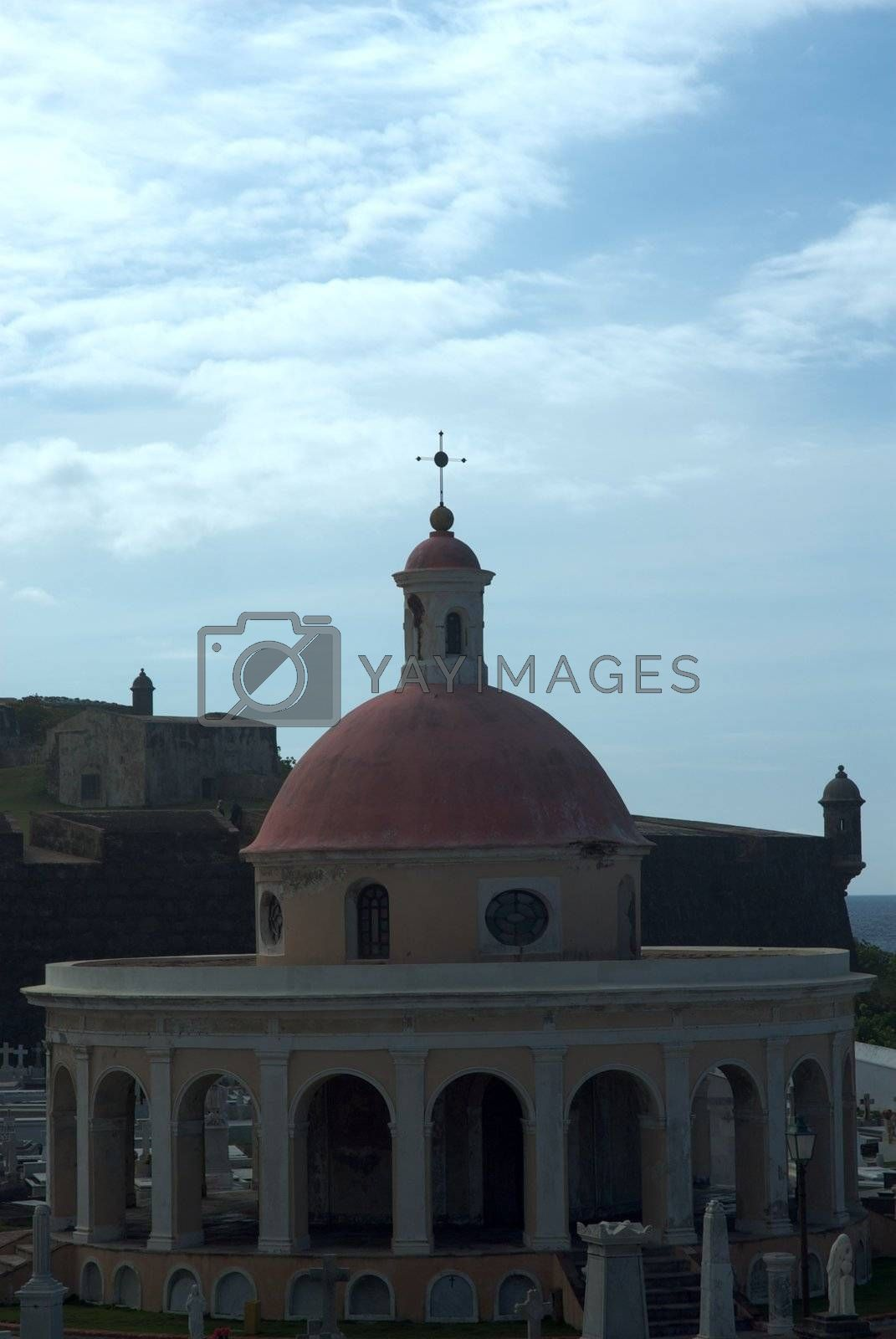 El Morro fortress, Old San Juan by jedphoto