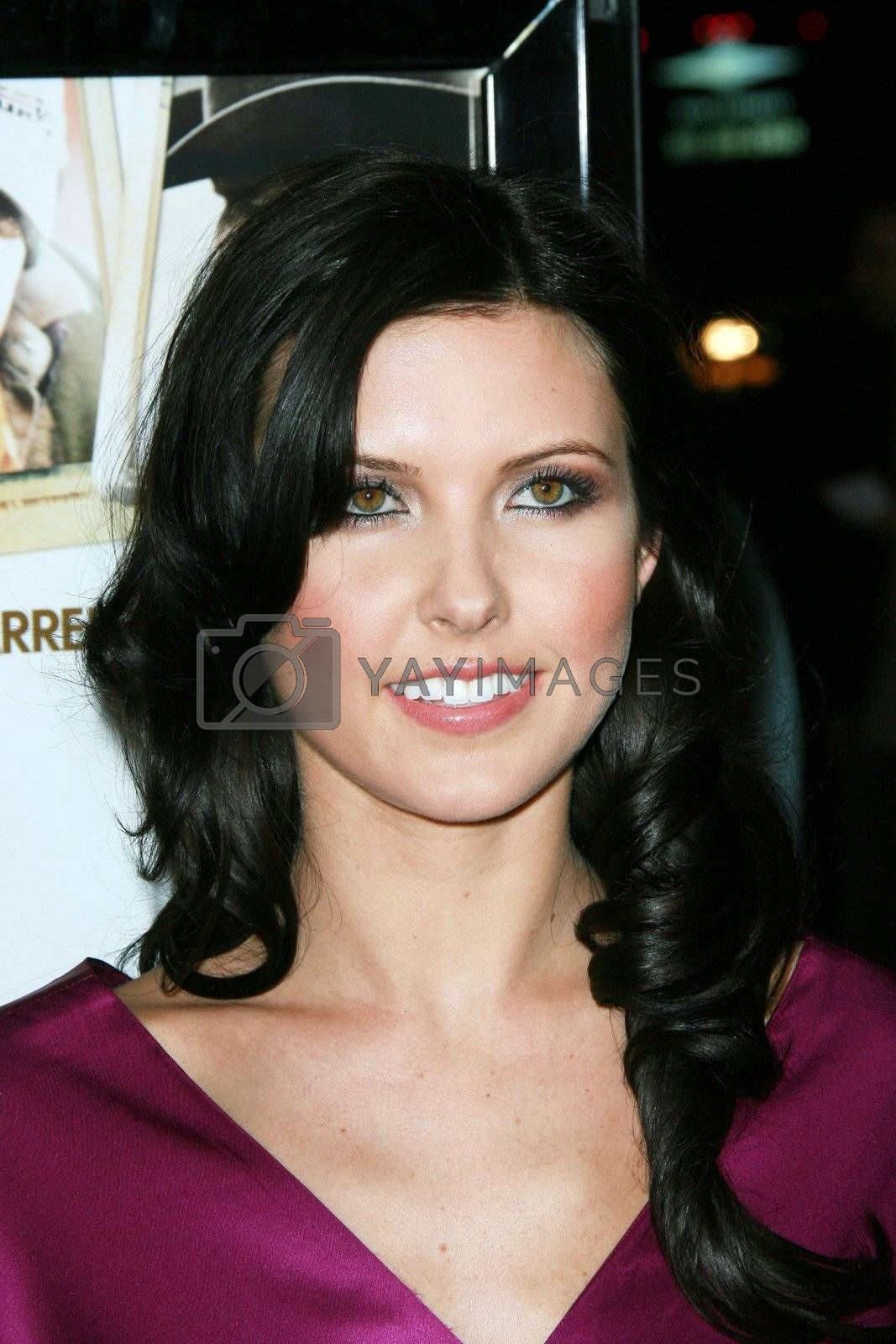 Audrina Patridge   at the Sleepwalking Premiere held at the Directors Guild of America, Hollywood.