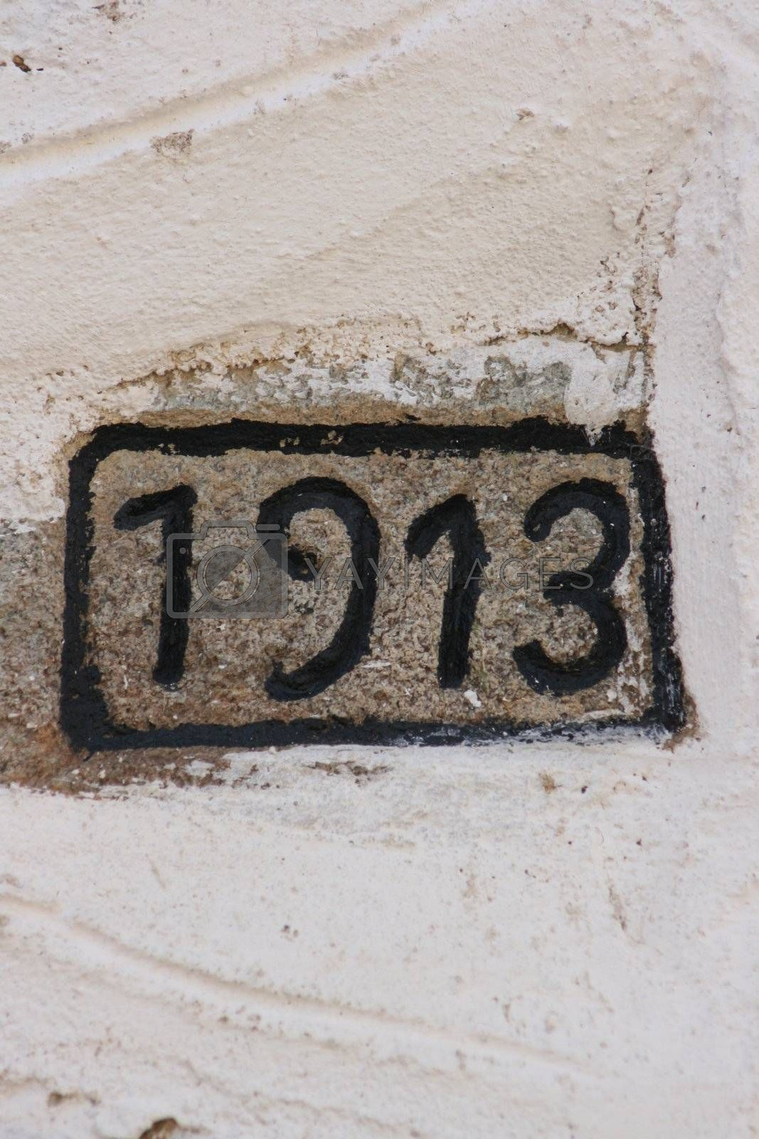 1913, numbers