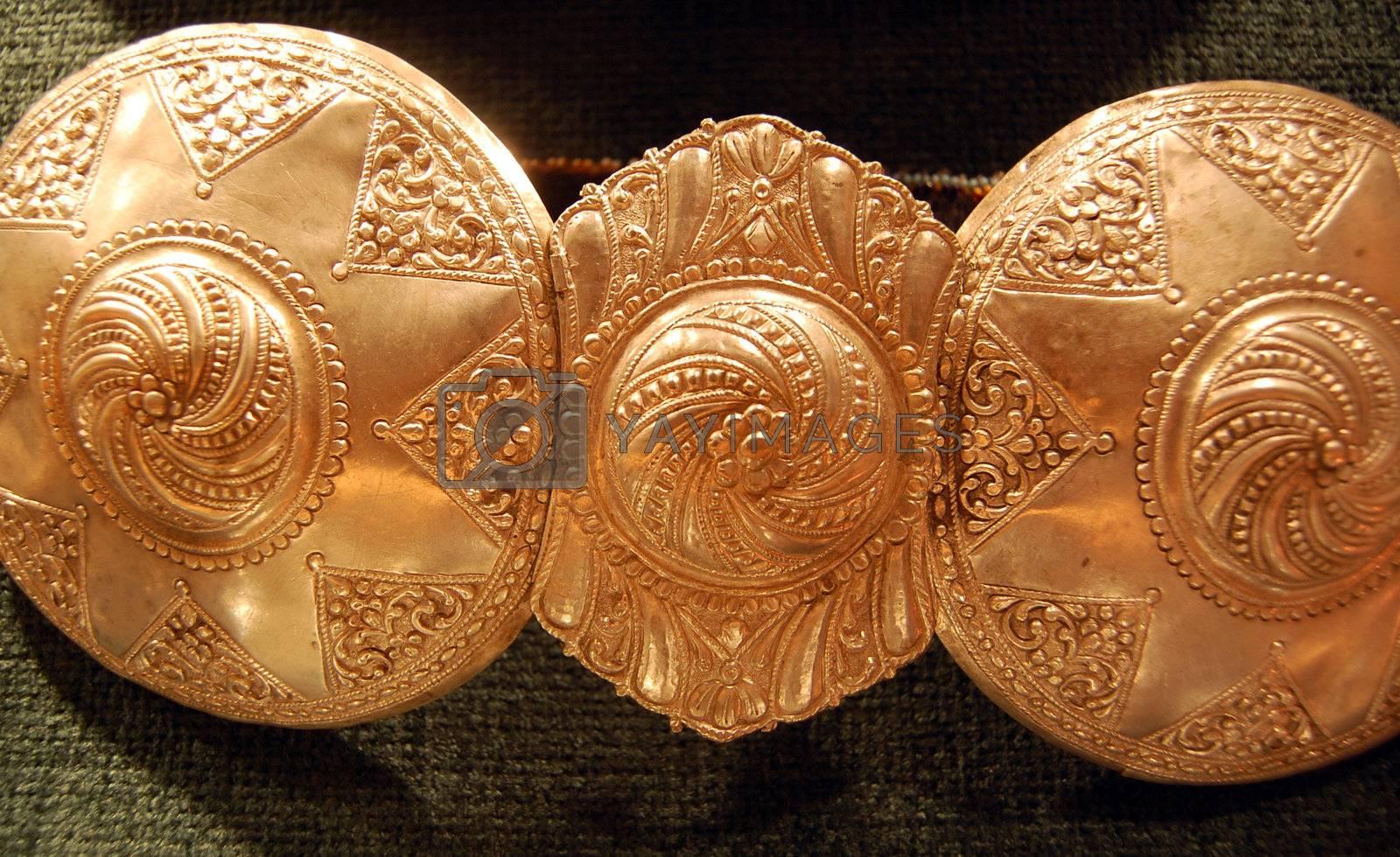 Pafta,traditional Macedonian Woman Belt