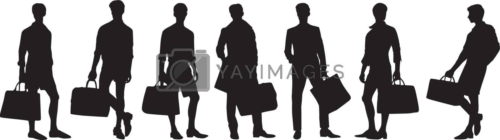 Fashion men bags