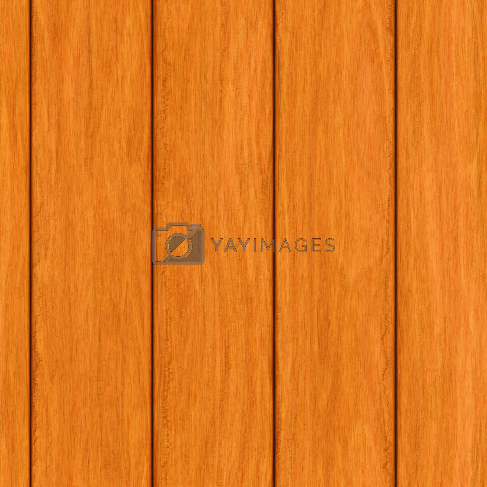 Wooden boards texture that tiles seamlessly as a pattern.