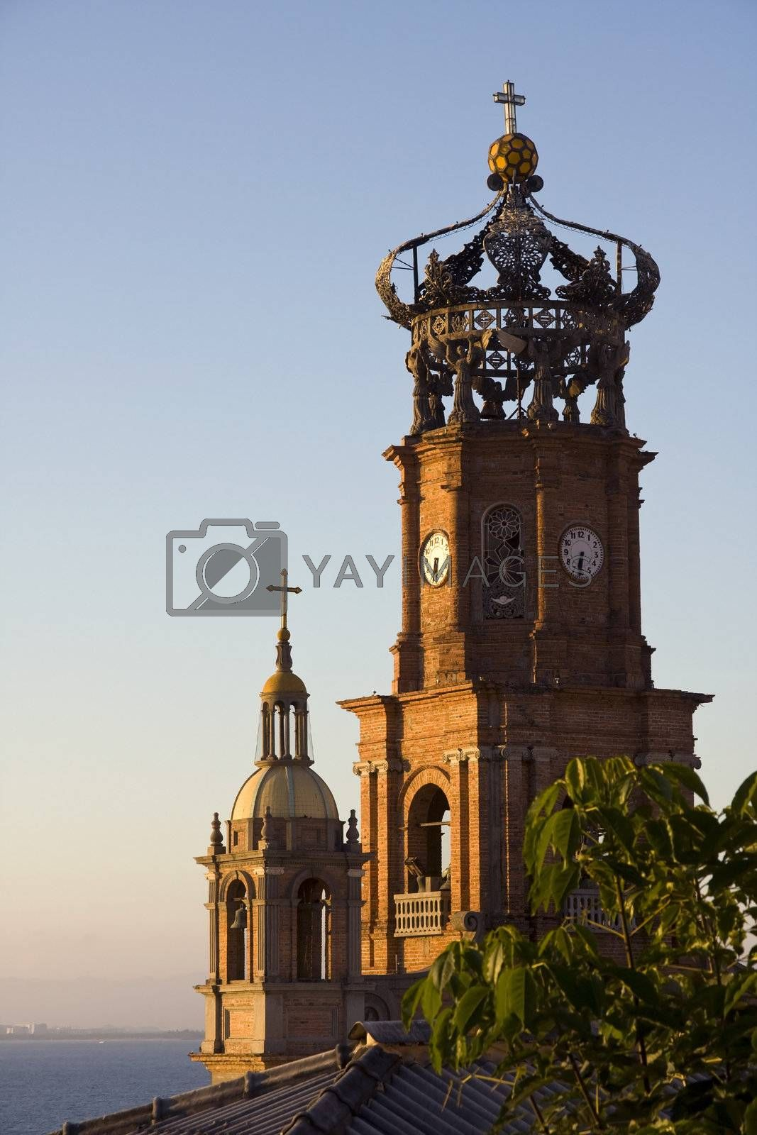 Our Lady of Guadalupe Cathedral, Puerto Vallarta by le_cyclope