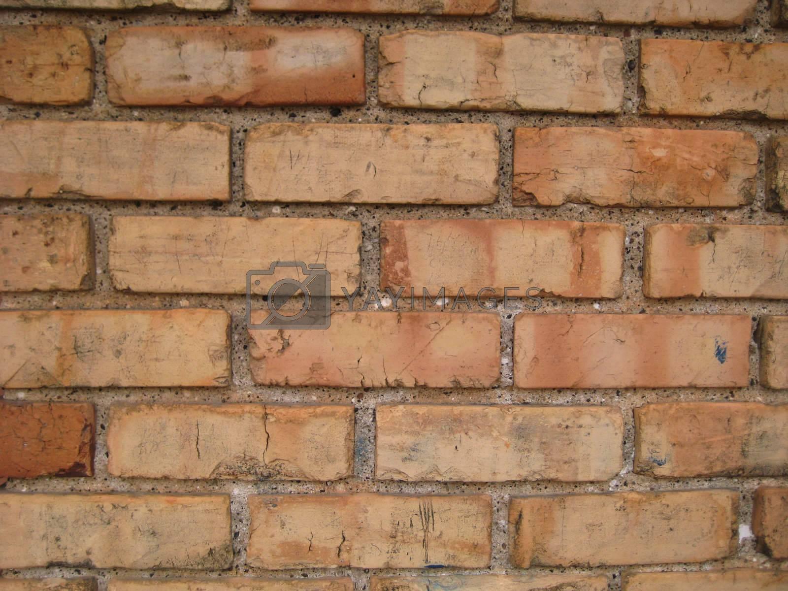Brick Background by jclardy
