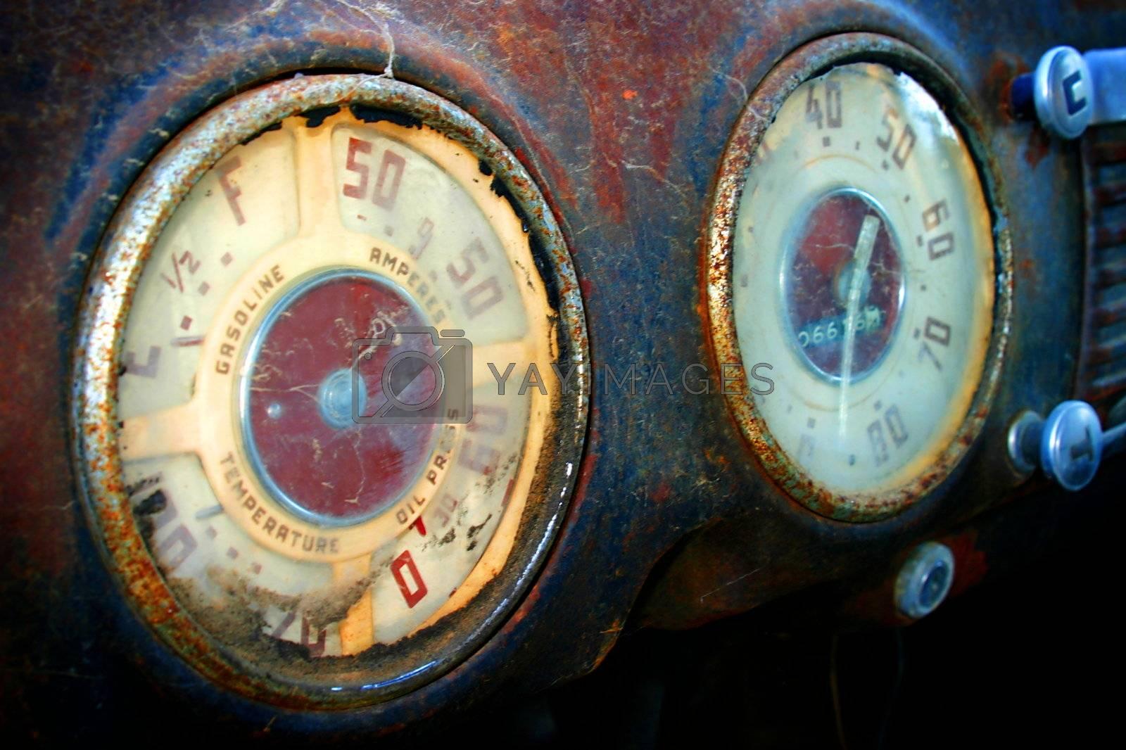 Old Speed by hlehnerer