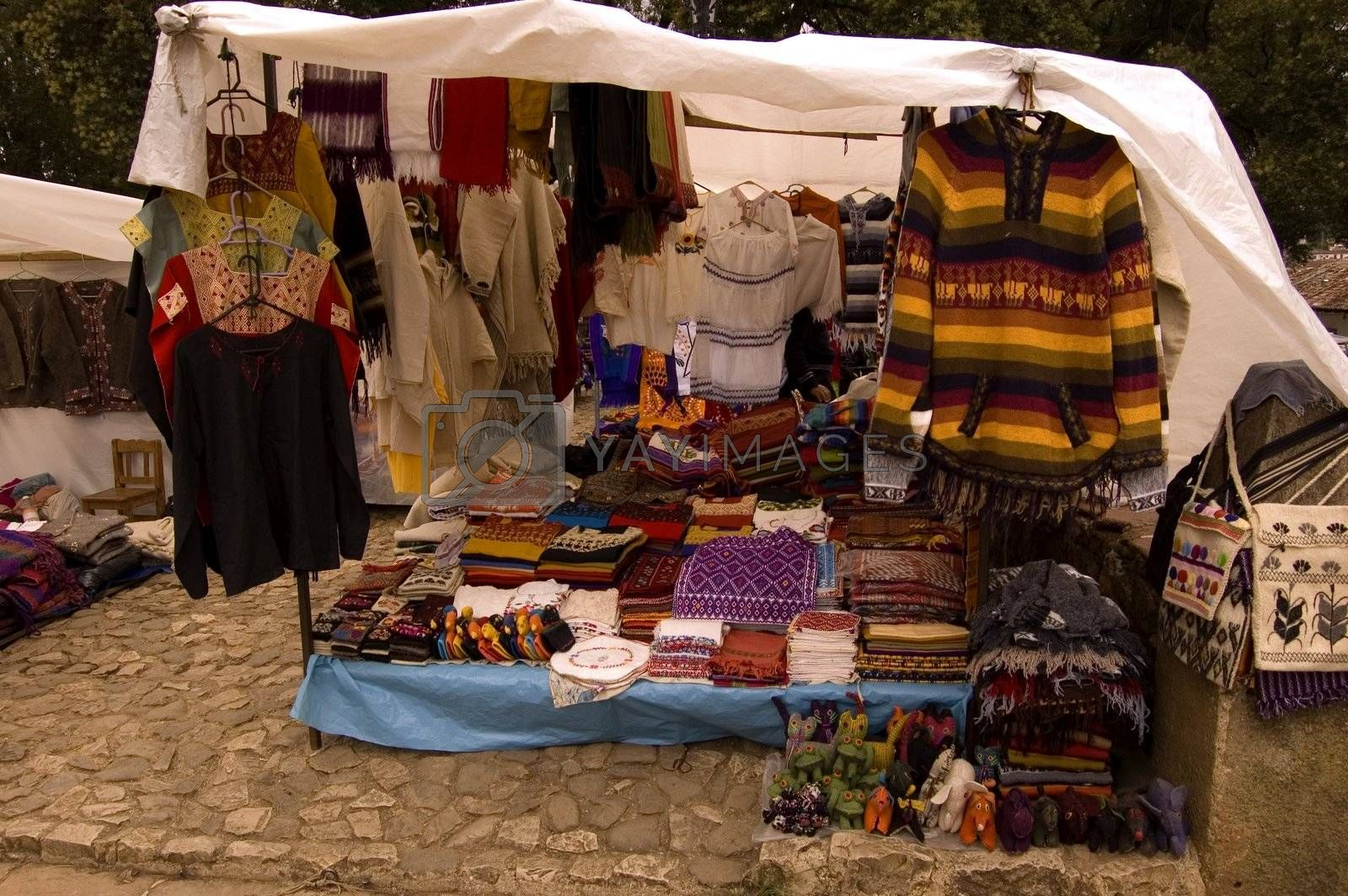 Market in Chiapas by jorgeinthewater