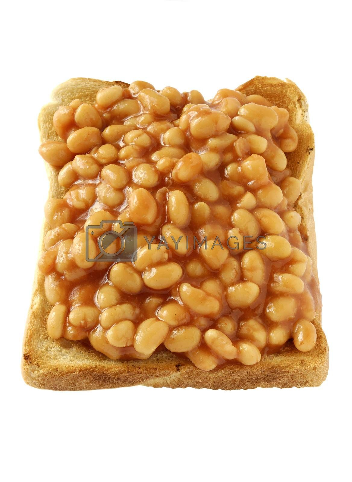 beans on toast 02 by massman