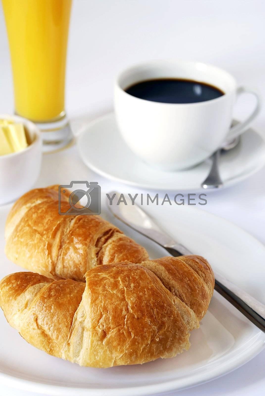continental breakfast by massman