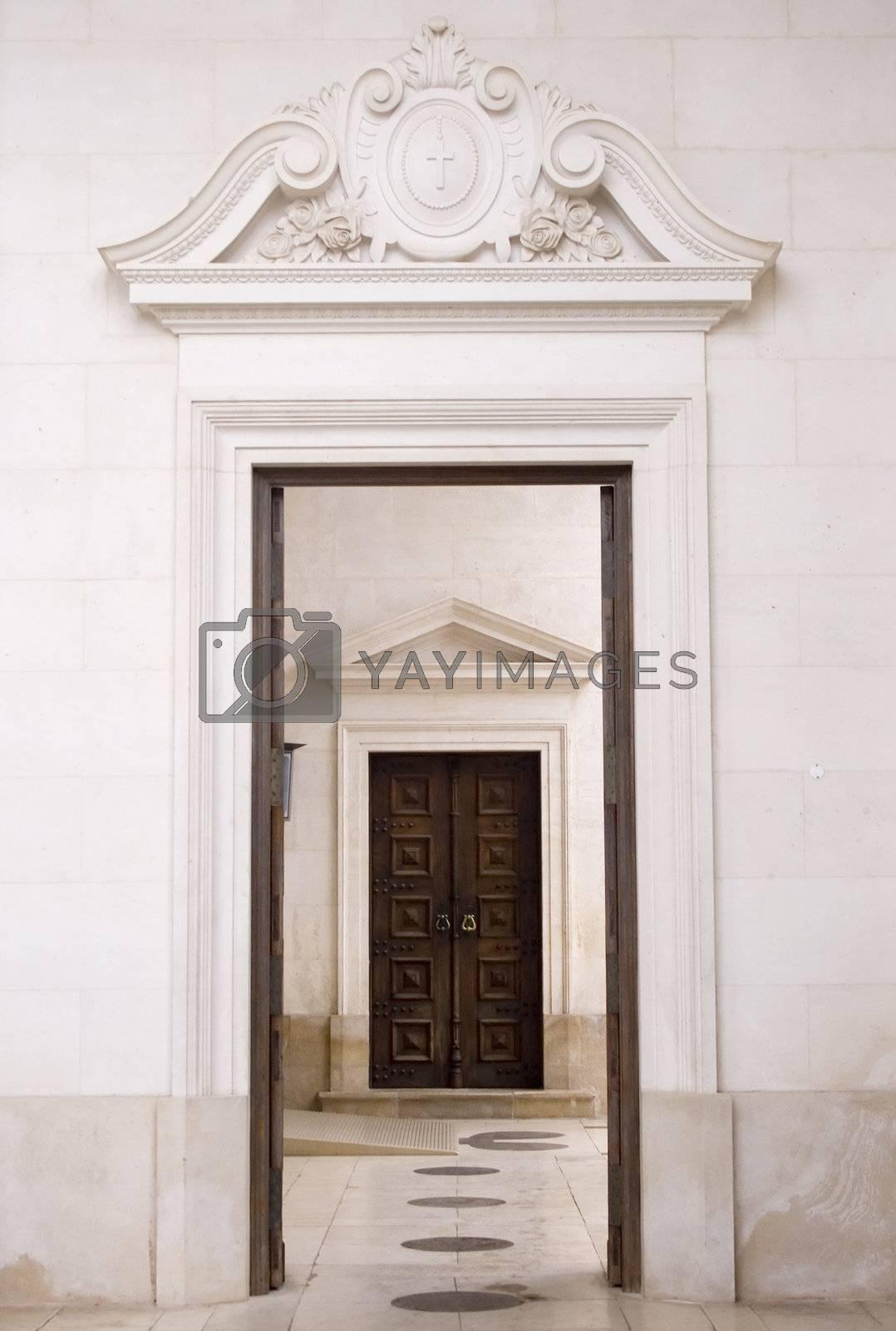 Ancient door  by PauloResende