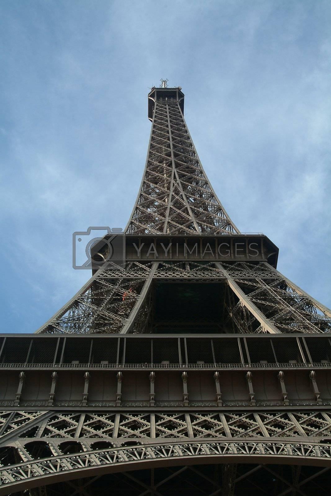 Eiffelturm | eiffel tower by fotofritz